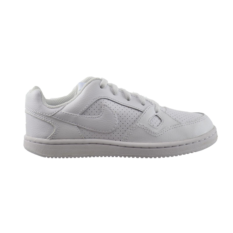 Agotar Fraternidad el último  Nike Son Of Force (PS) Little Kids Shoes White-White 615152-109 | eBay