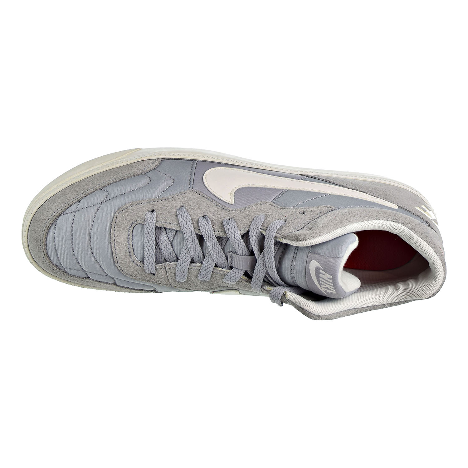 7b3e5c85c Nike NSW Tiempo Trainer Mid Men's Shoes Wolf Grey/Ivory/Challenge Red/Gum  Mid B 644822-062