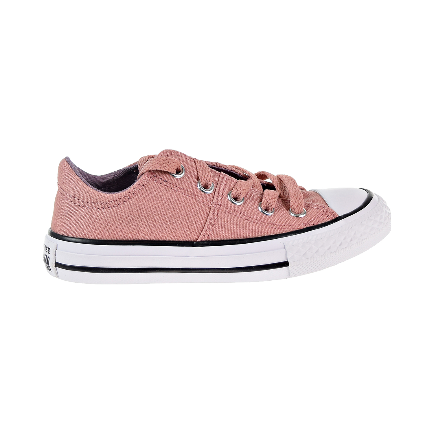 206386940a2a Converse Chuck Taylor All Star Madison Ox Little Big Kids Shoes Rust Pink Violet  661881f