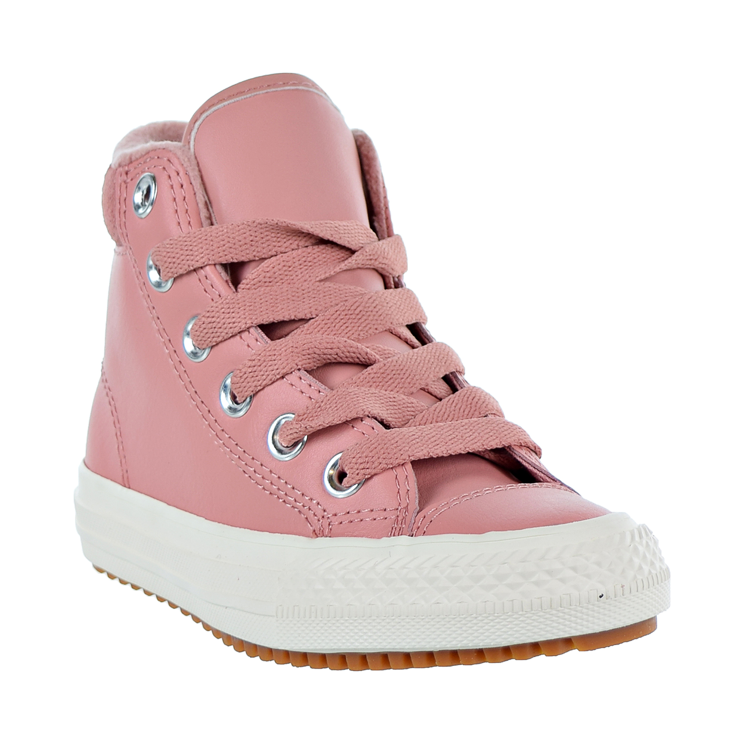 523c90dcb9e Converse Chuck Taylor All Star PC Boot Hi Kids Shoes Rusk Pink Burnt  Caramel 661905c