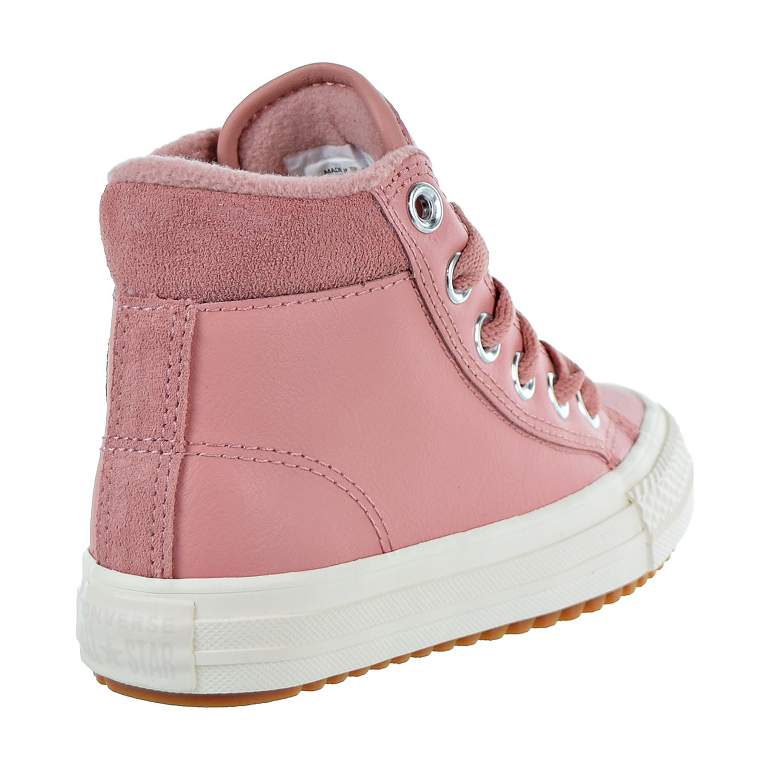 Converse Chuck Taylor All Star PC Boot HI in pink 661905C