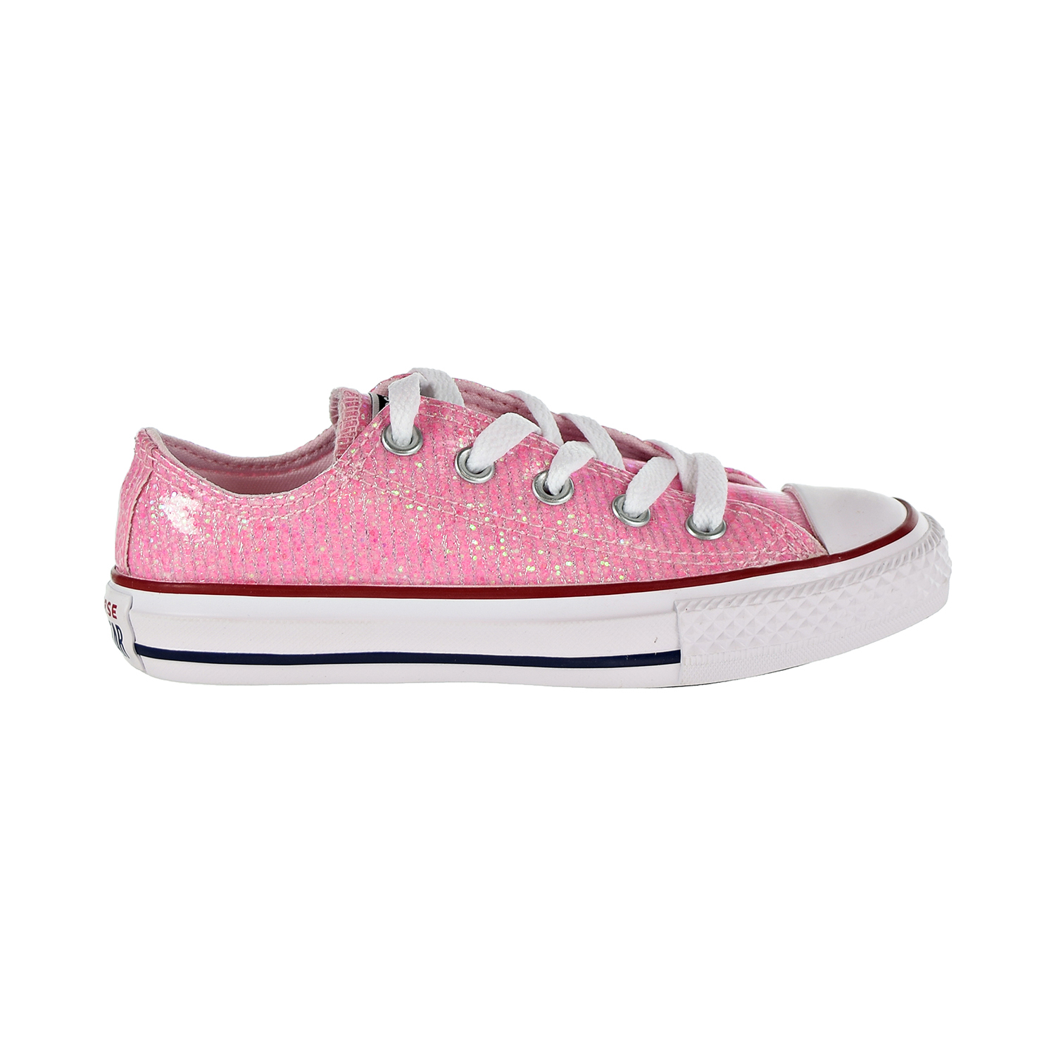 6893438c1bee Details about Converse Chuck Taylor All Star Ox Kids  Shoes Pink Foam  663628C