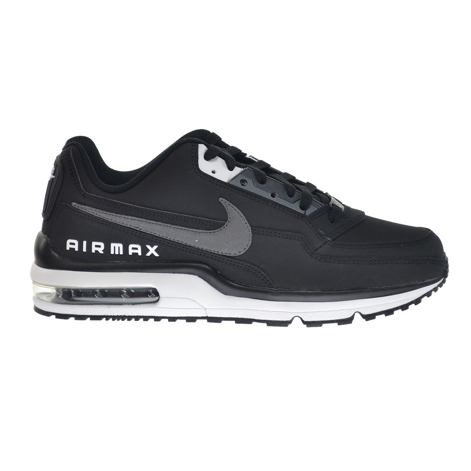 Details about Nike Air Max LTD 3 Mens' Shoes Black Dark Grey White 687977 011