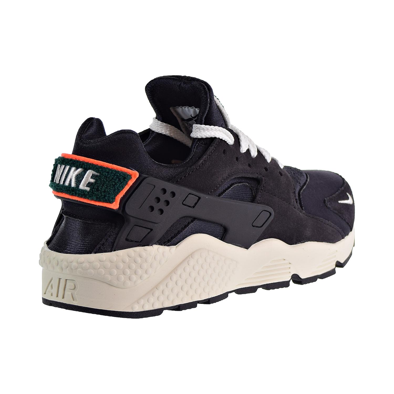 Nike Air Huarache Run Premium Men s Shoes Oil Grey Sail-Rainforest  704830-015 7f10e18733