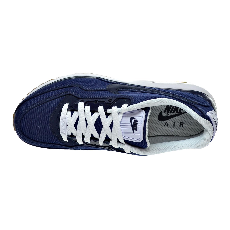 7cccd3783a Nike Air Max LTD 3 TXT Men's Shoes Midnight Navy/Obsidian/White/Gum Brown  746379-412