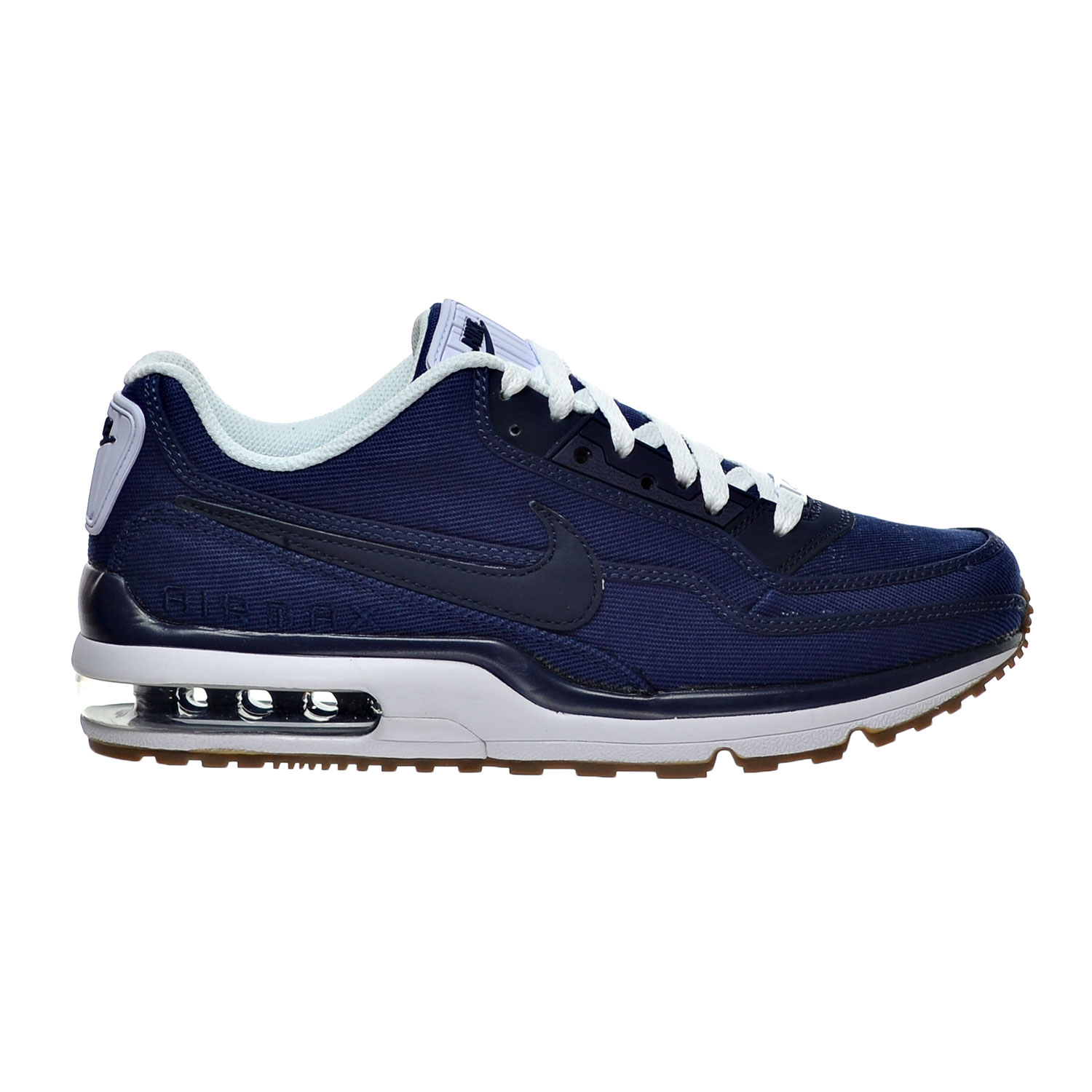 6206f8e89b Details about Nike Air Max LTD 3 TXT Men's Shoes Midnight Navy/Obsidian/White/Brown  746379-412