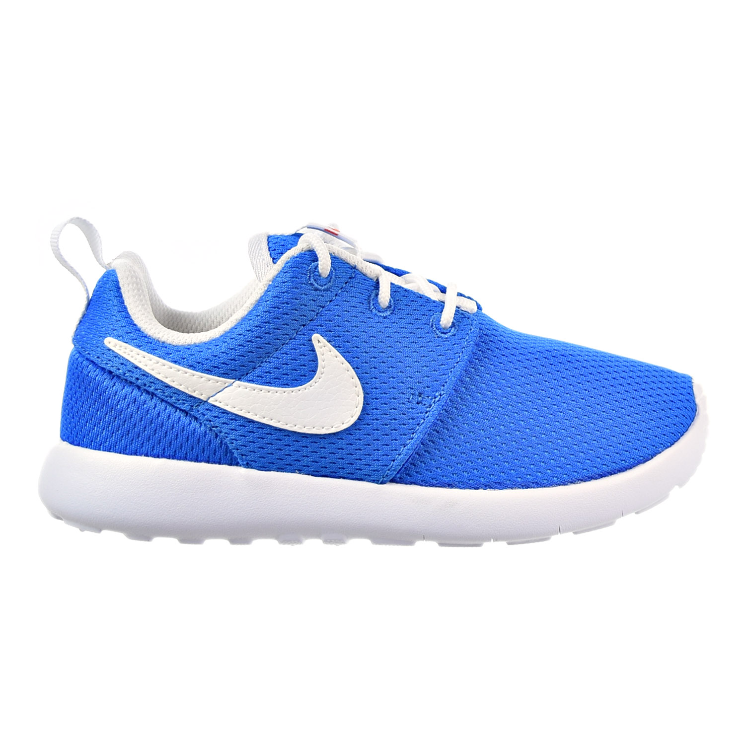NEW Nike Roshe One Youth Running Shoes Navy Blue and White 599728-416 GS