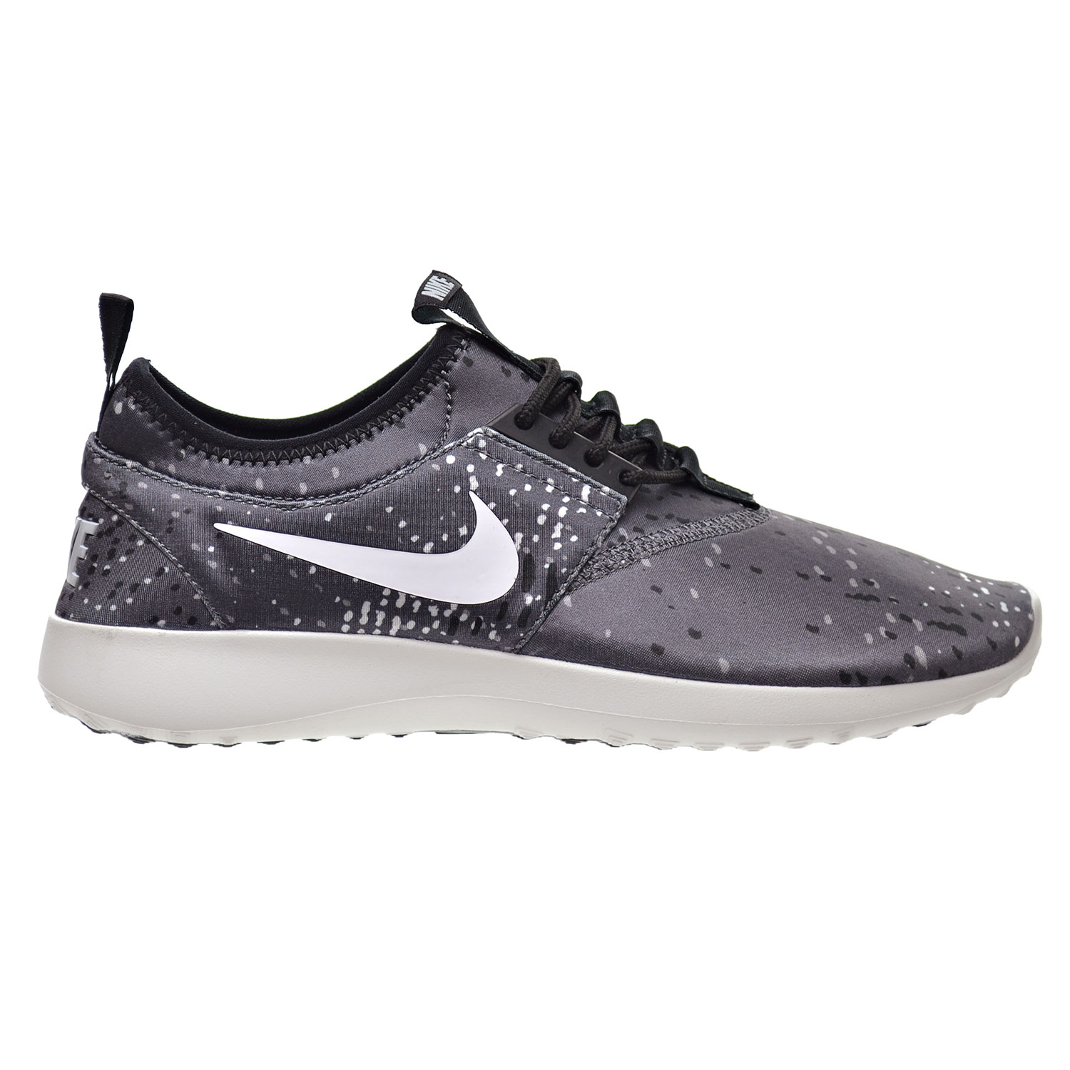 brand new d8303 32f0d Details about Nike Juvenate Print Women s Shoes Dark Grey White Black Pure  Platinum 749552-003