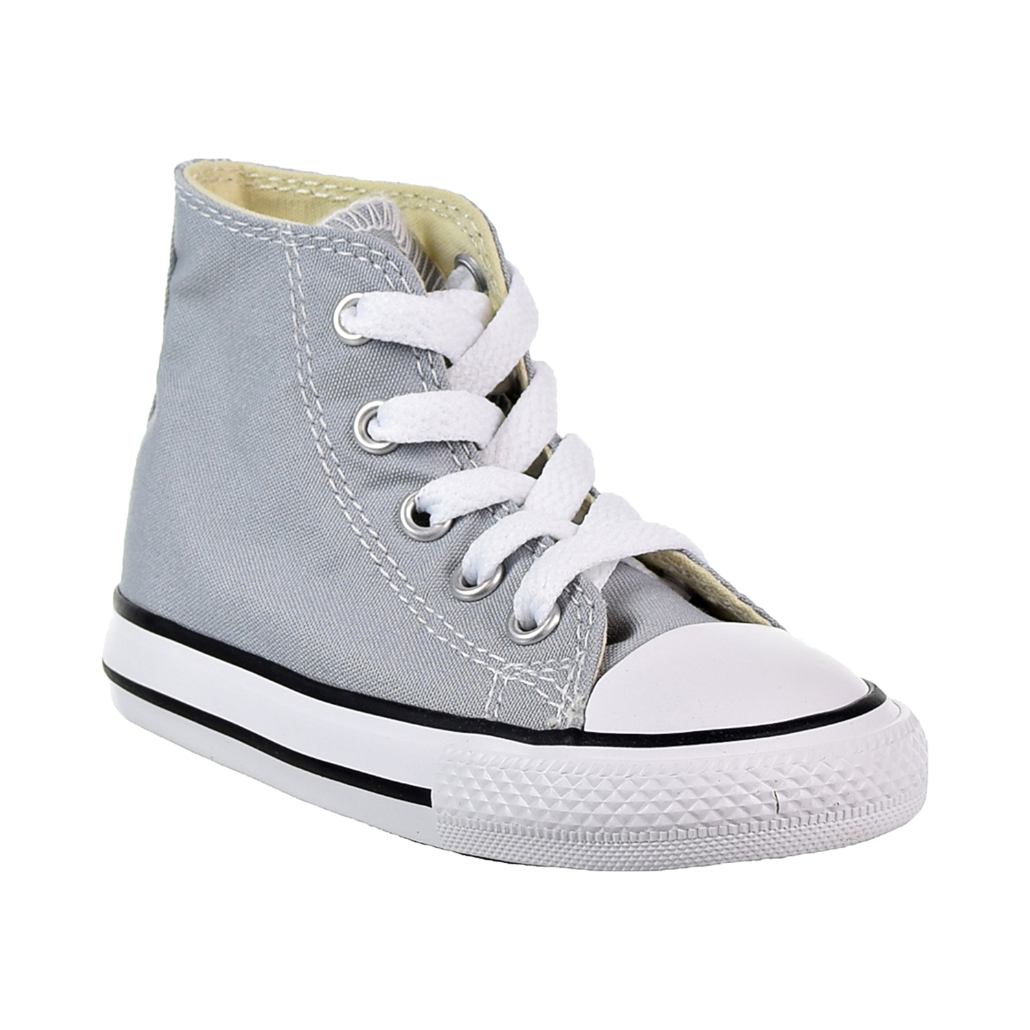 Converse Chuck Taylor All Star Cribster Mid Baby Shoes Wolf Grey-Ivory 865159C