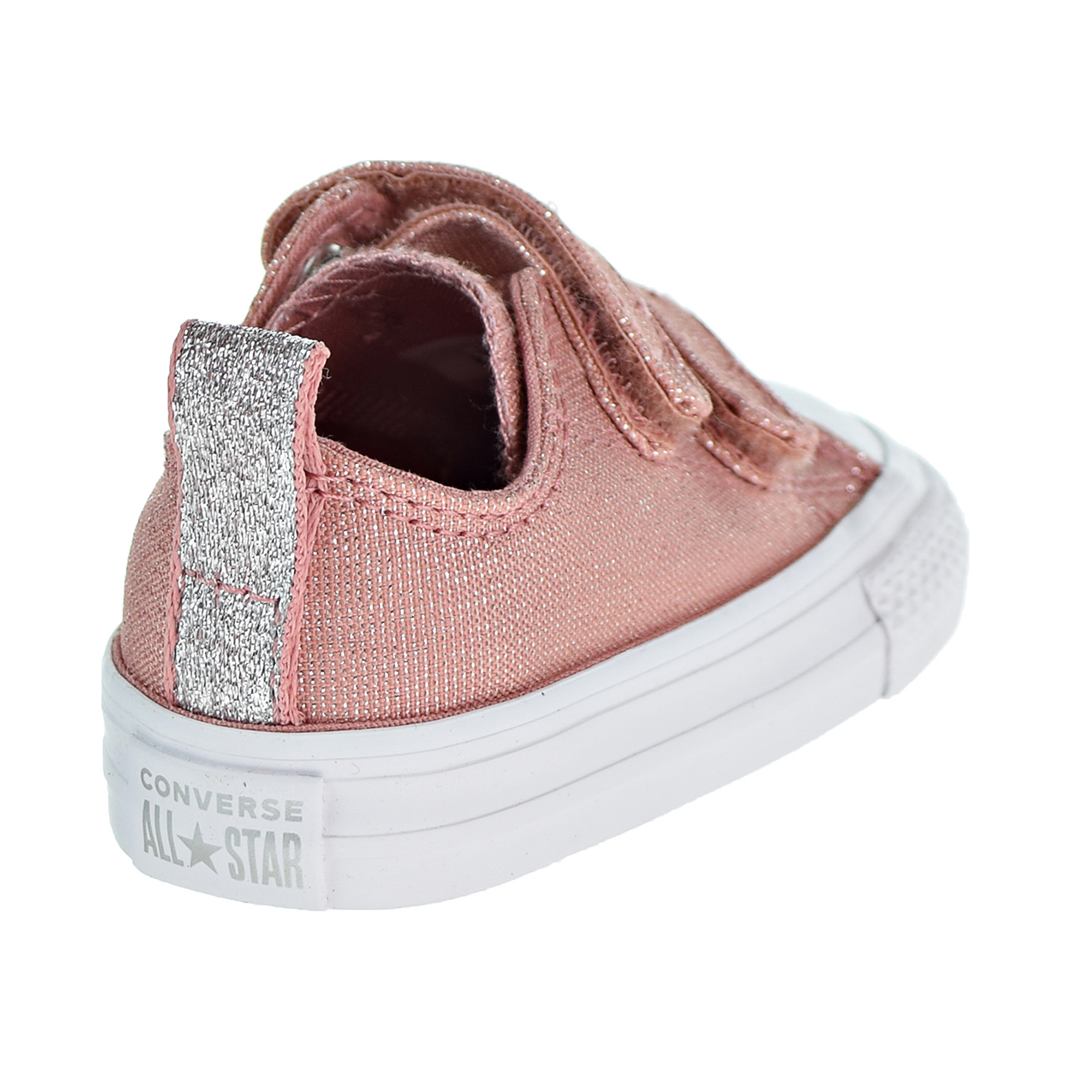 966b730b433 Converse Chuck Taylor All Star 2V OX Toddlers Shoes Rust Pink White 761967f