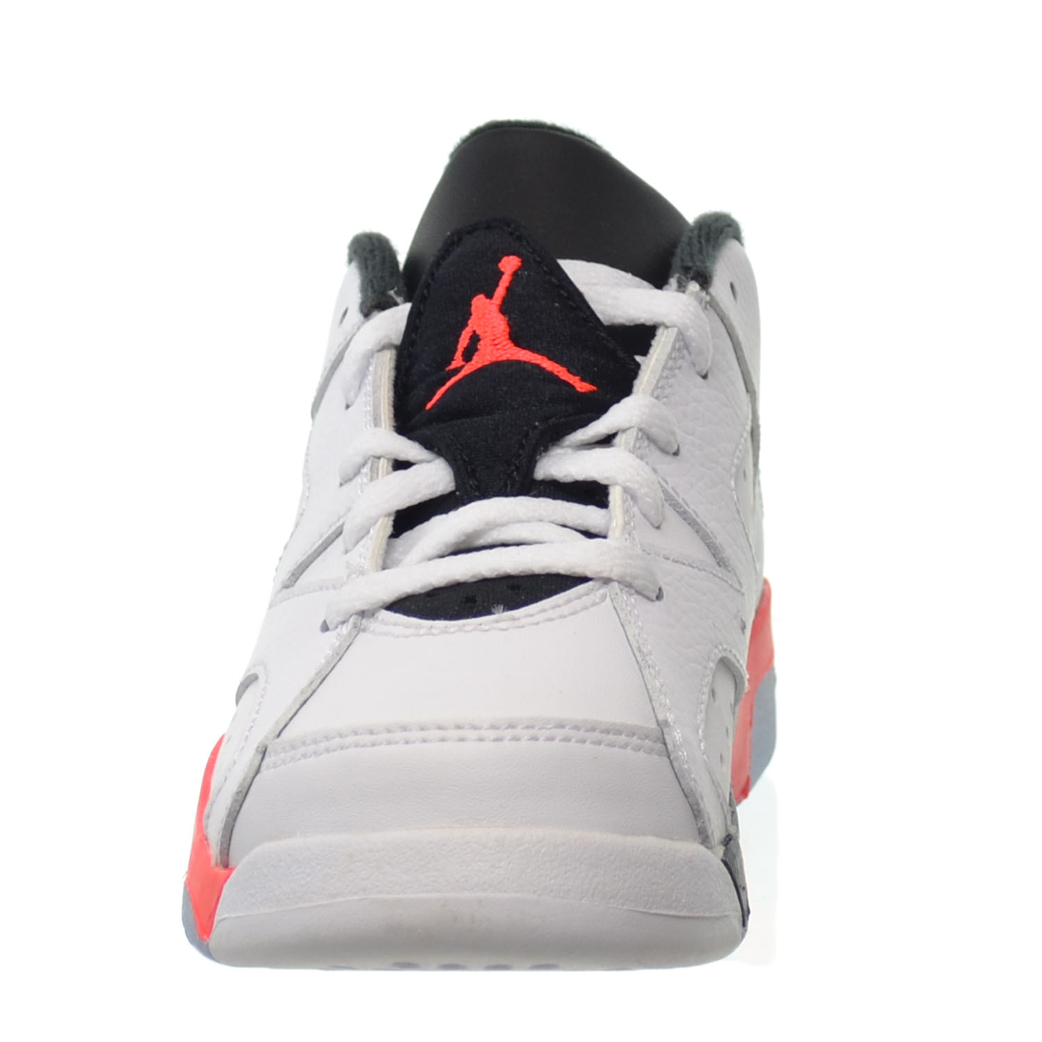 finest selection 75e3b 62f83 Jordan 6 Retro Low (PS) Little Kids Shoes White Infrared 23-Black 768882-123