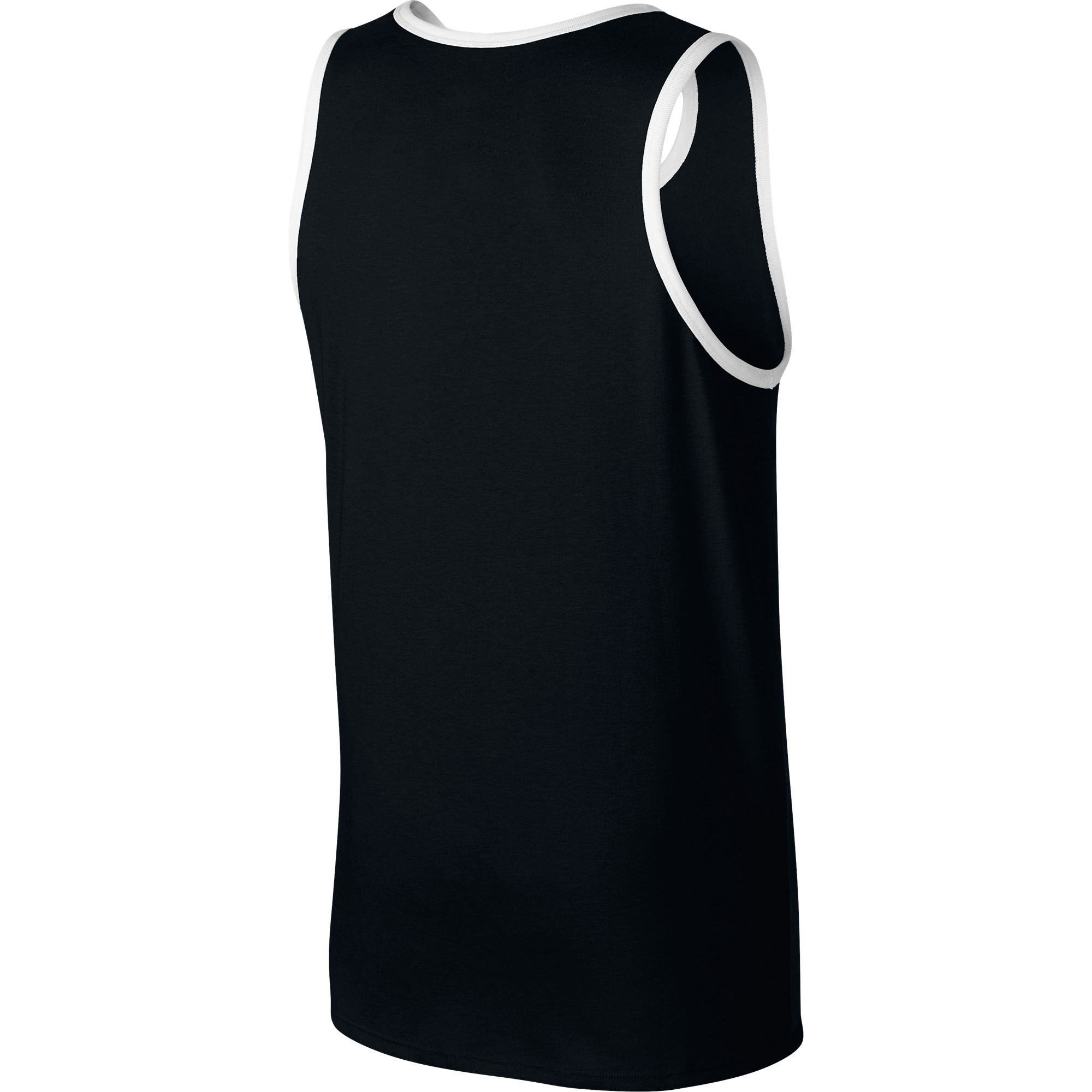 3014acca33 Details about Nike ACE Logo Men s Tank Top Athletic Black White 779234-011