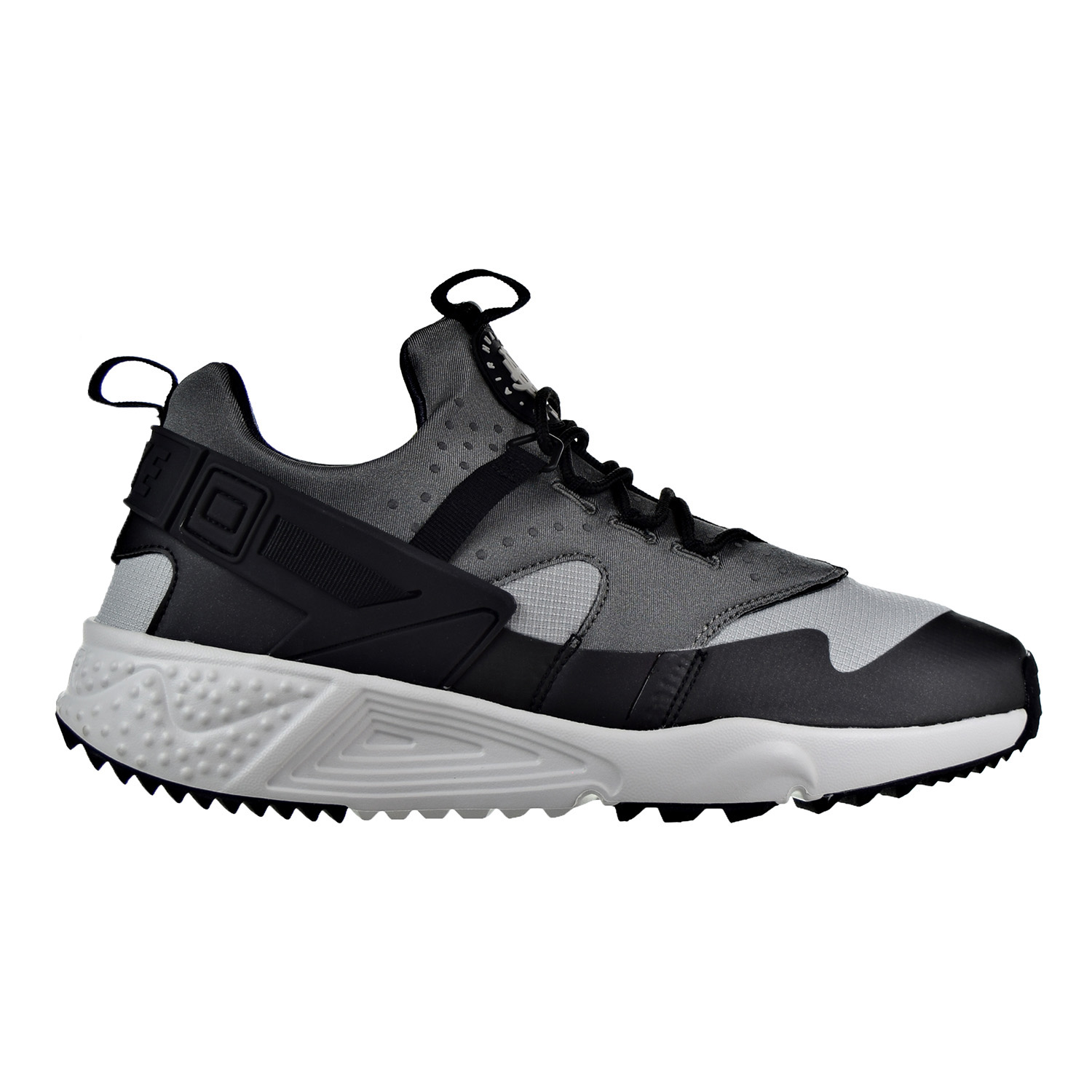 buy online 36106 4a9f3 Details about Nike Air Huarache Utility Men s Shoes Base Grey Light Ash  Grey 806807-003