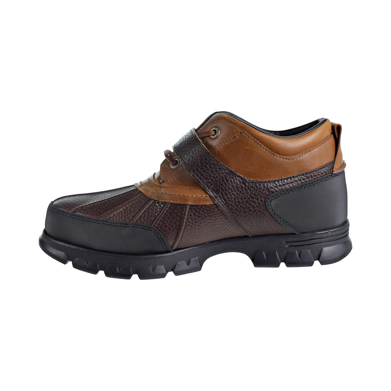 c6f2111690 Polo Ralph Lauren Dover III Men's Boots Brown/Tan 812741862-001 | eBay