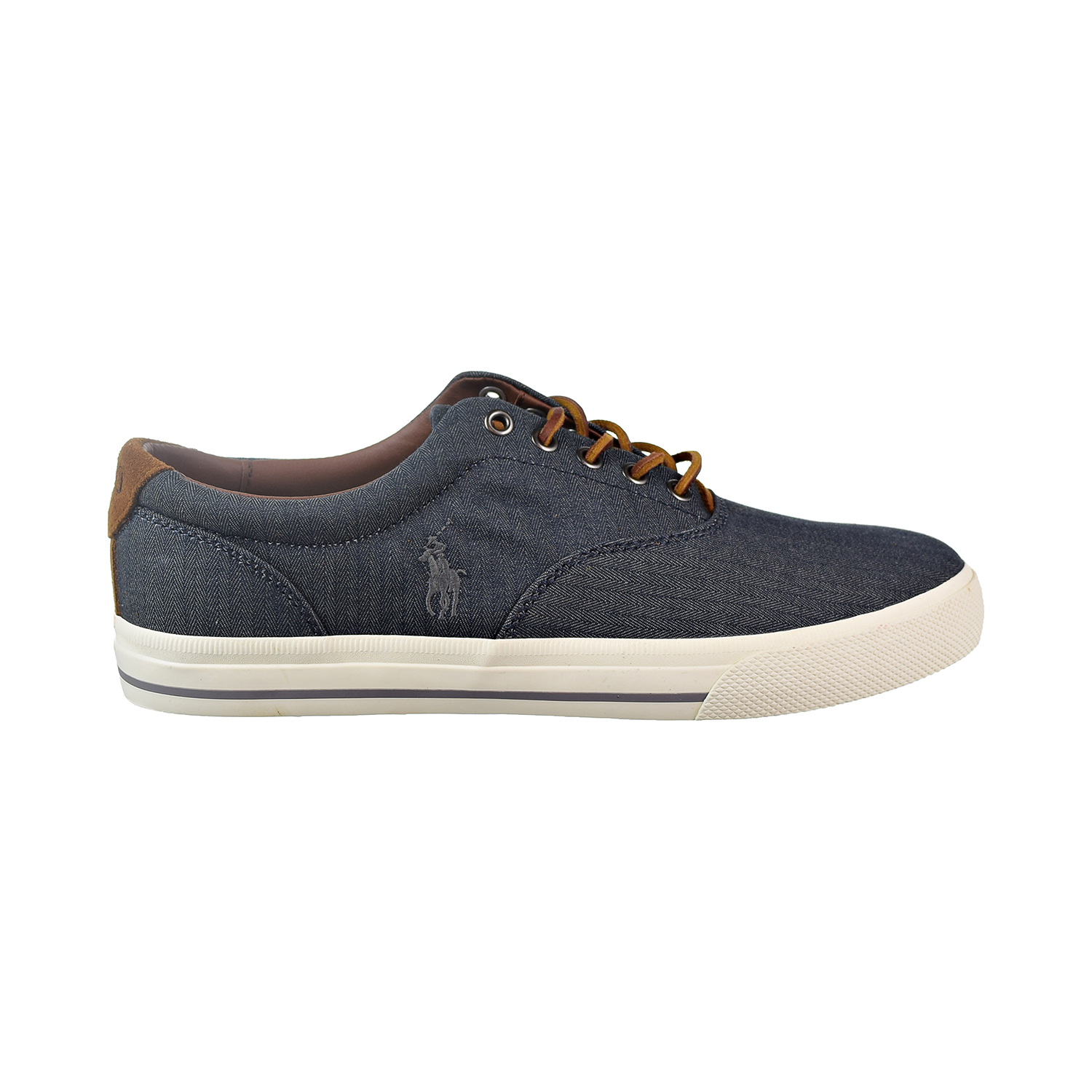 d1a44e8b5a Polo Ralph Lauren Vaughn Men's Shoes Denim 816564493-002 | eBay