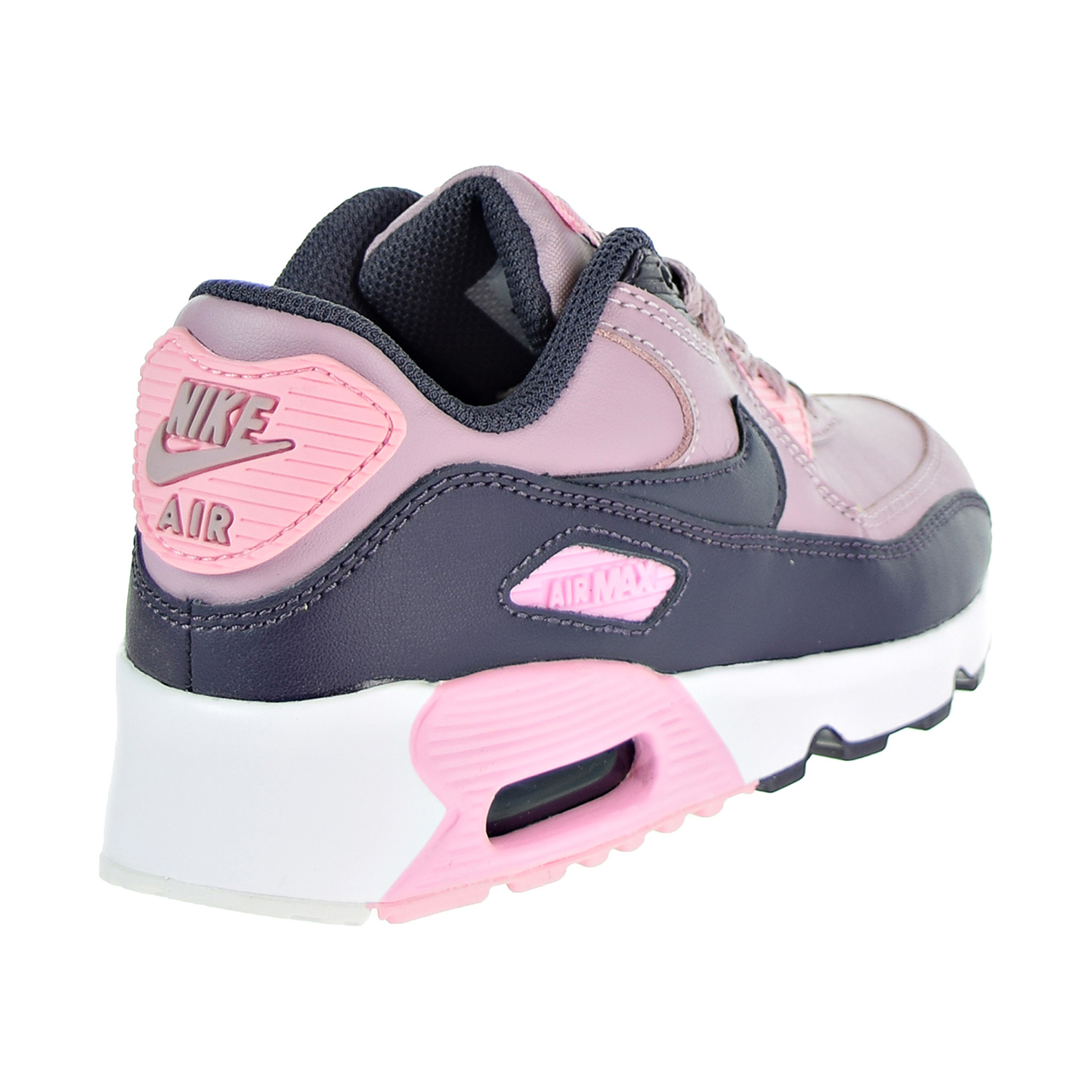 super popular fdd01 1985e Nike Air Max 90 LTR Big Kids Shoes Pink 833377-602