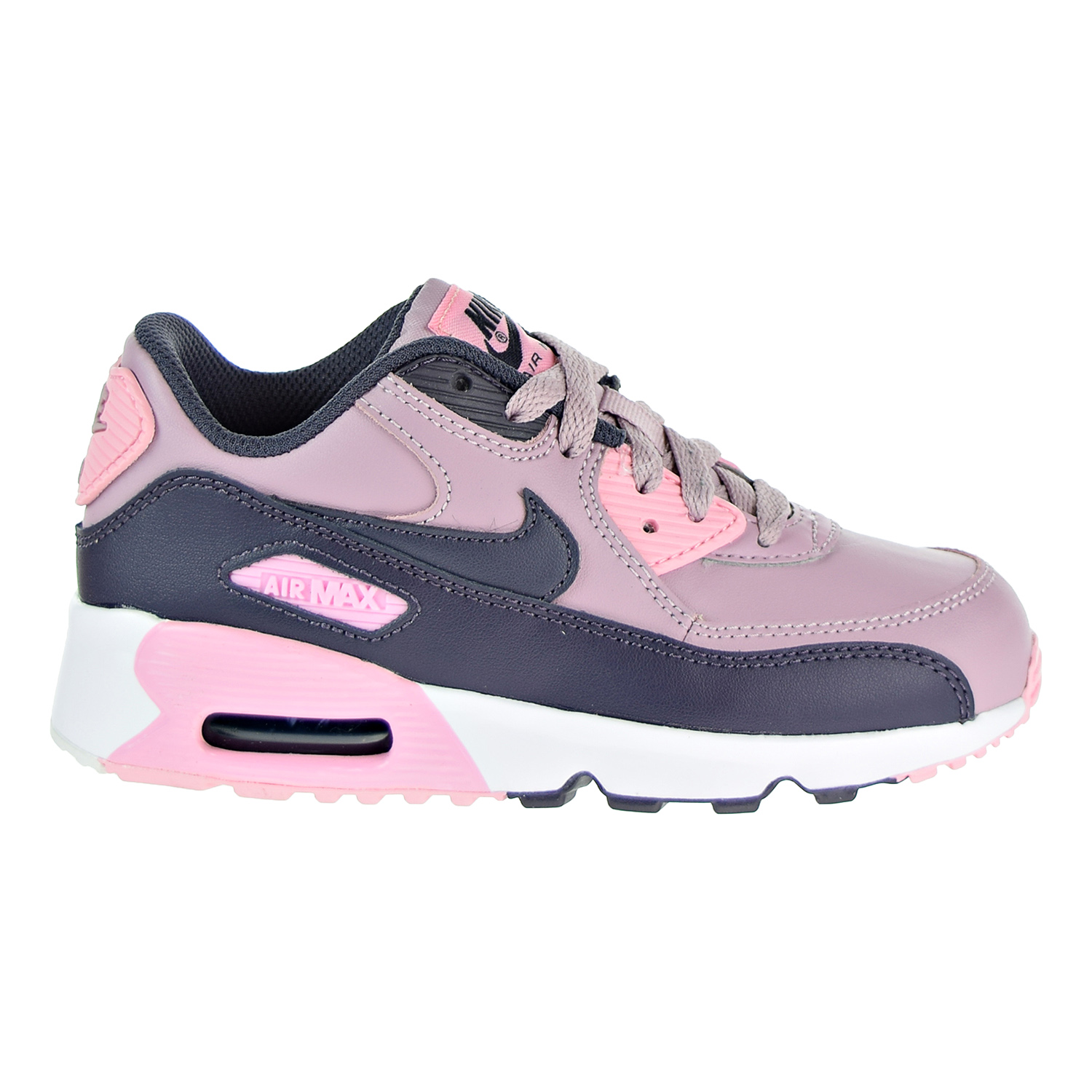 Details about Nike Air Max 90 LTR Big Kids Pink 833377 602