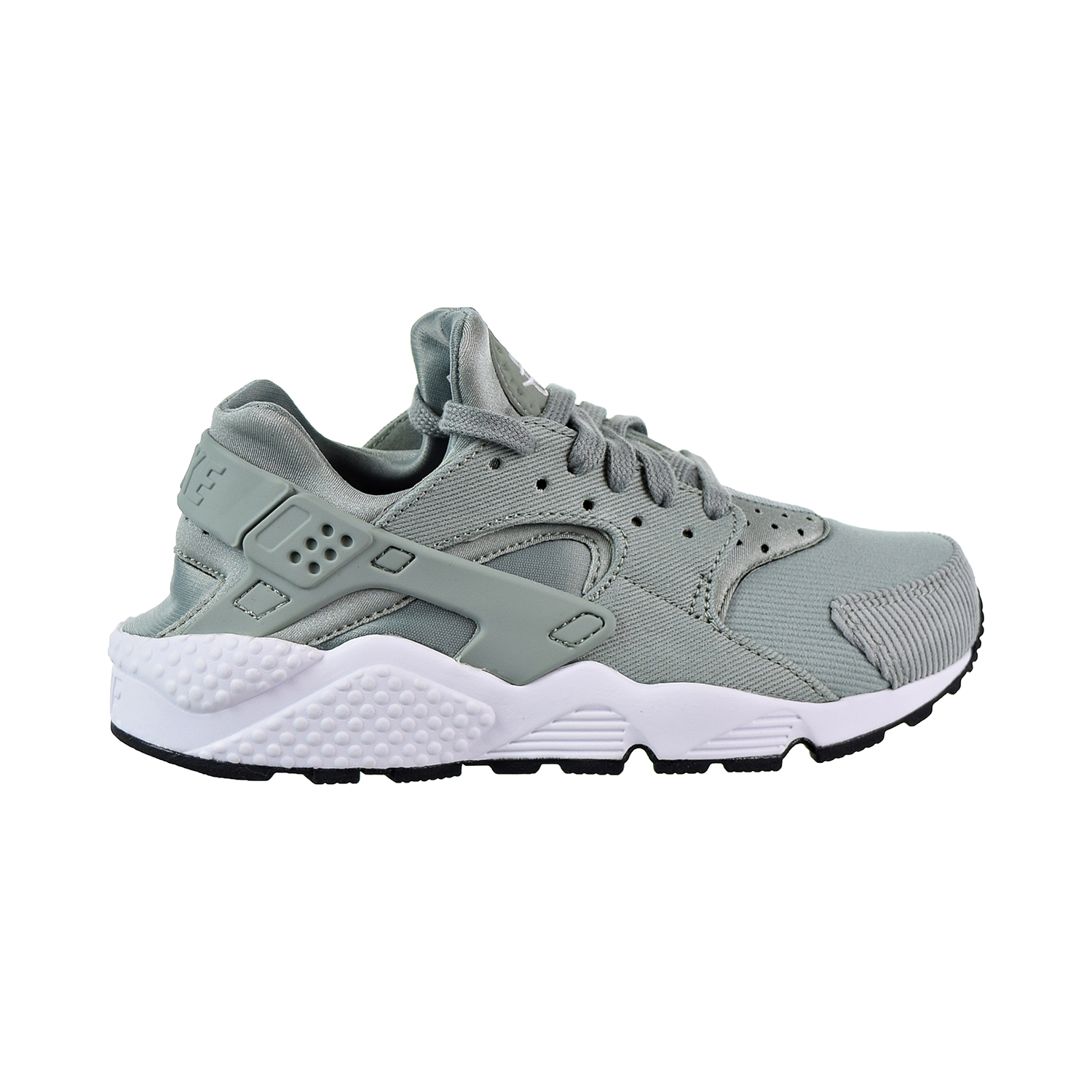 d89e2ee0757ae Details about Nike Air Huarache Run SE Women s Shoes Mica Green Black White  859429-301