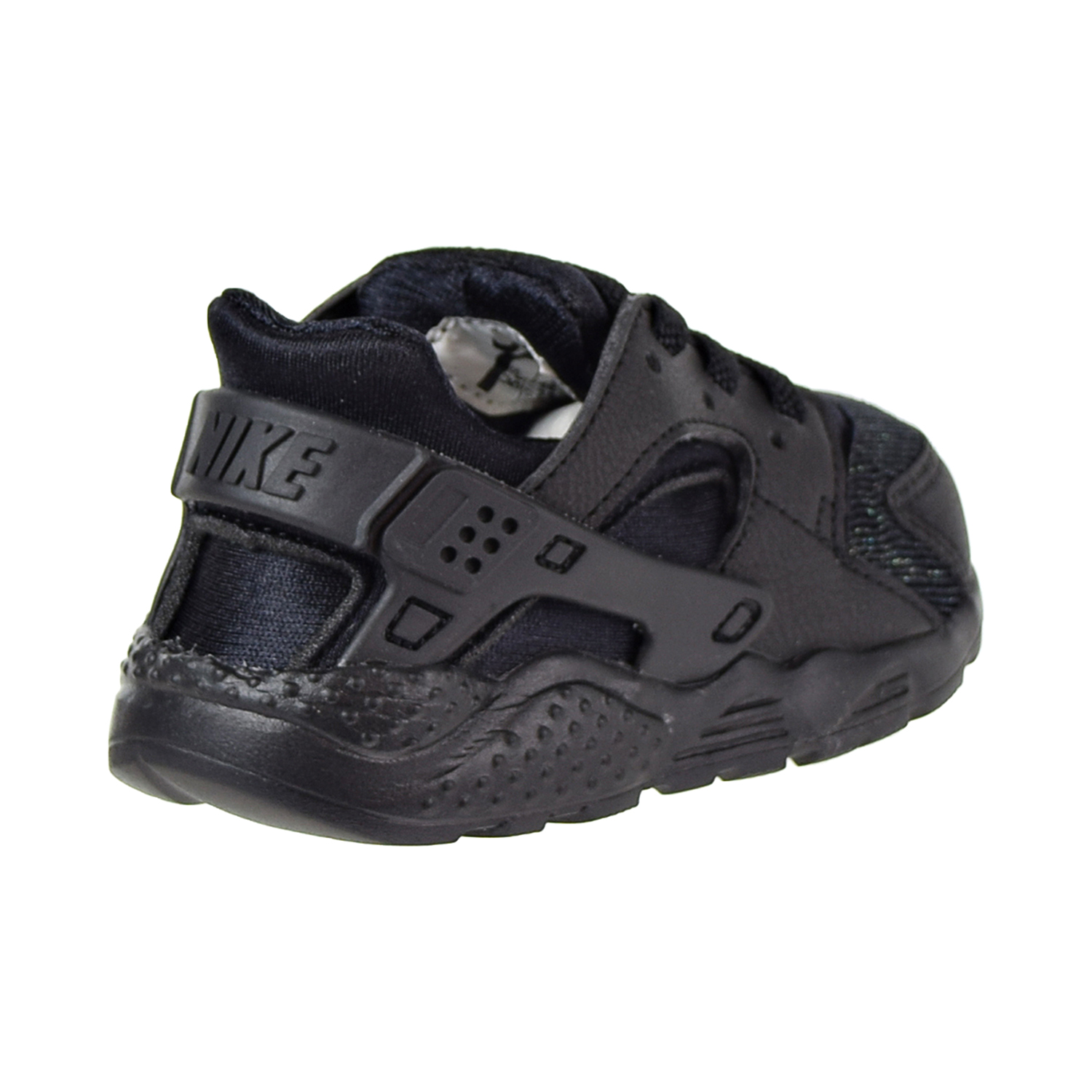 c5793700bb184 Nike Huarache Run SE Toddler's Shoes Black/Black 859592-009 | eBay
