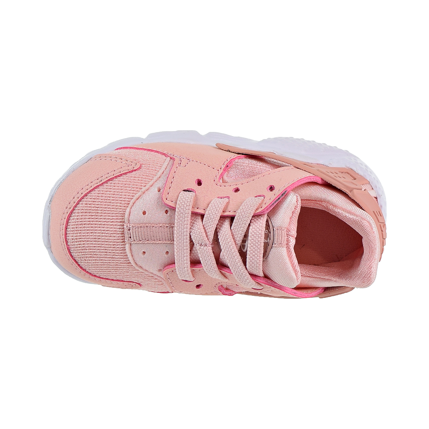 b4a4add6c025d Nike Huarache Run SE Toddler s Shoes Storm Pink Rust Pink White 859592-604
