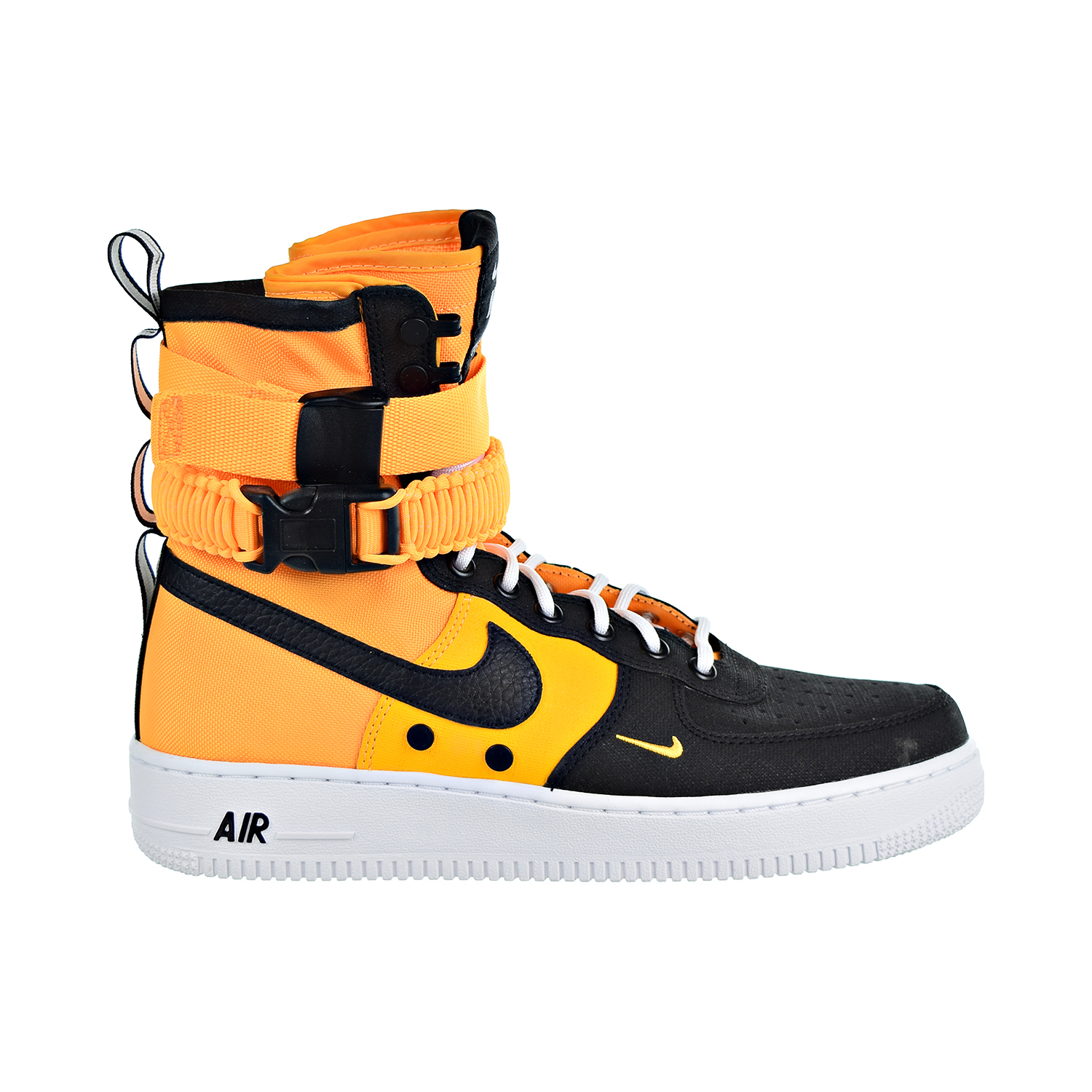 official photos 059eb 15f14 Nike SF Air Force 1 Men's Shoes Laser Orange/Black/White 864024-800 ...
