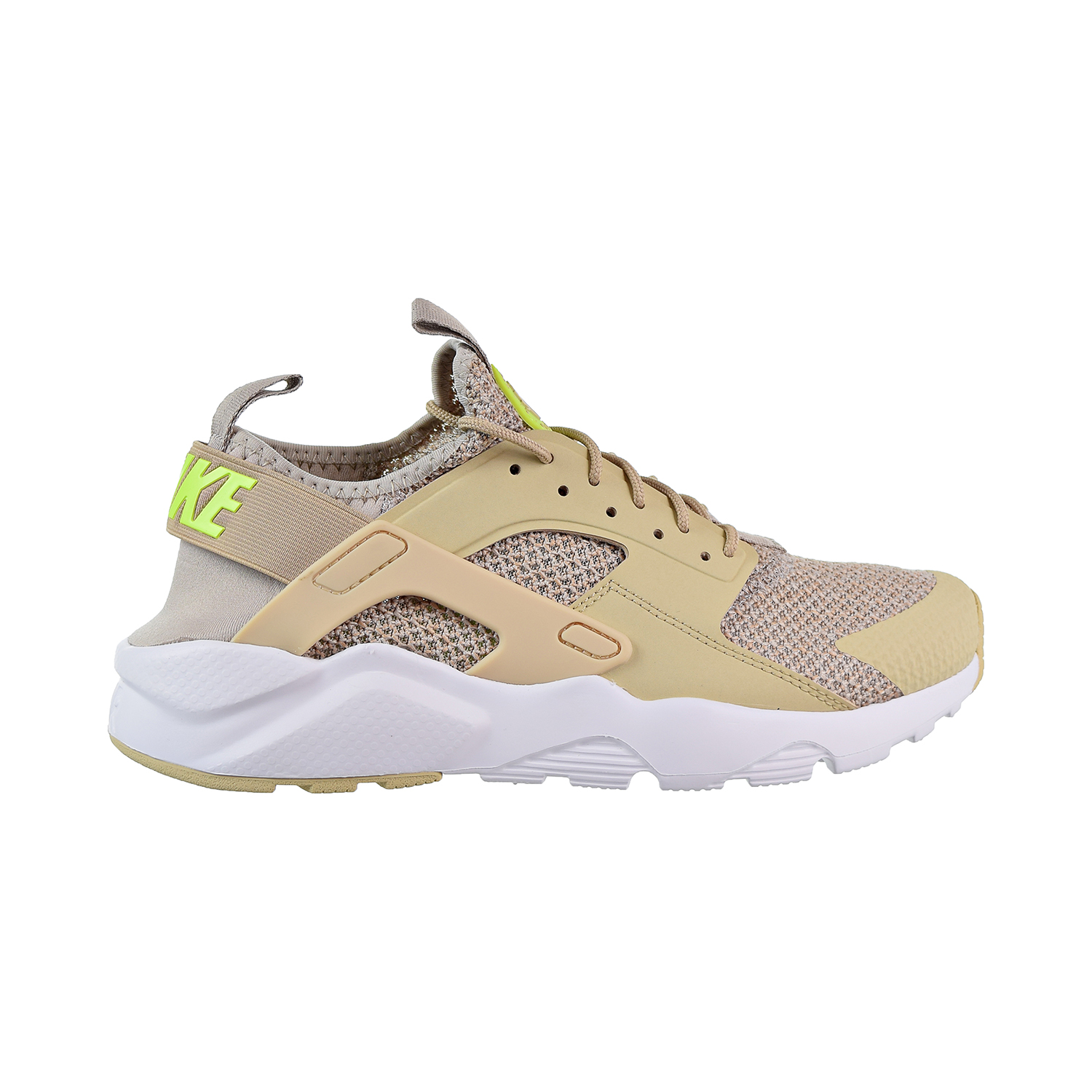 best service 0d811 0b635 Details about Nike Air Huarache Run Ultra SE Men s Shoes String Desert  Ore White 875841-201