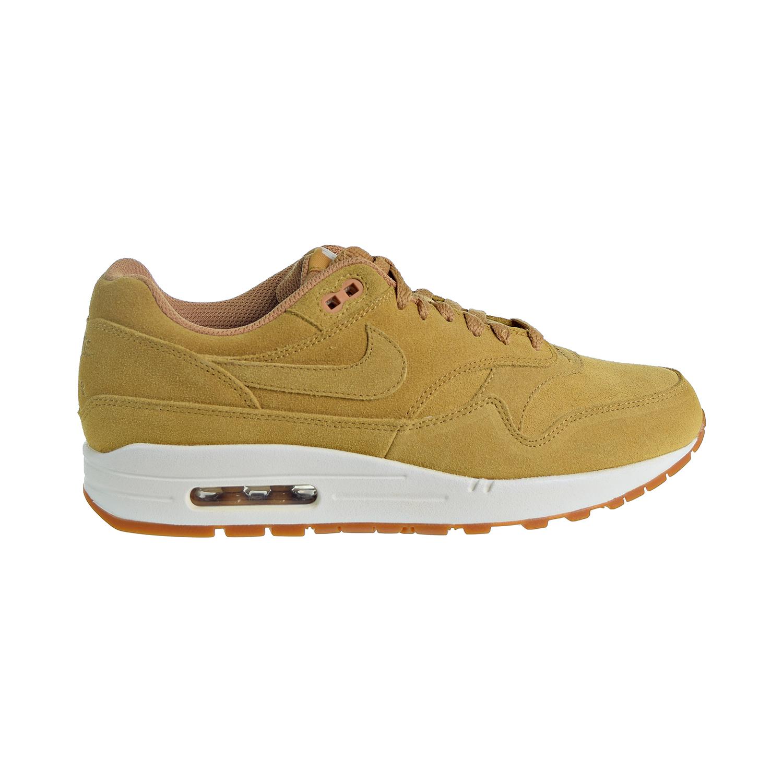 Detalles acerca de Nike Max 1 premium para hombre Air Zapatos De LinoMedio Marrón 875844 203 mostrar título original