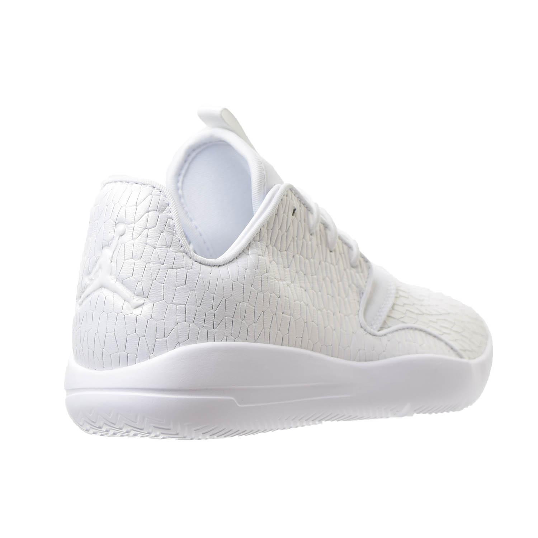 Jordan Eclipse Premium Heiress Big Kids Shoes White Pure Platinum 897509-100 7e65ec03d