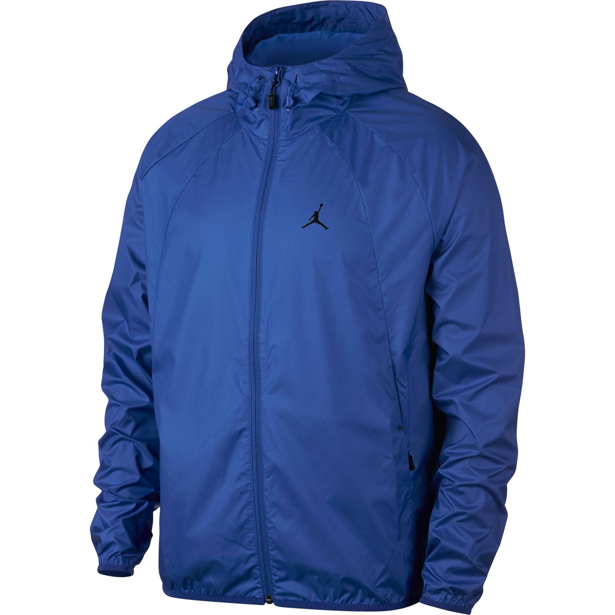 1a96a3e9c75e Details about Jordan Sportswear Wings Men s Windbreaker Jacket Royal  Blue Black 897884-480