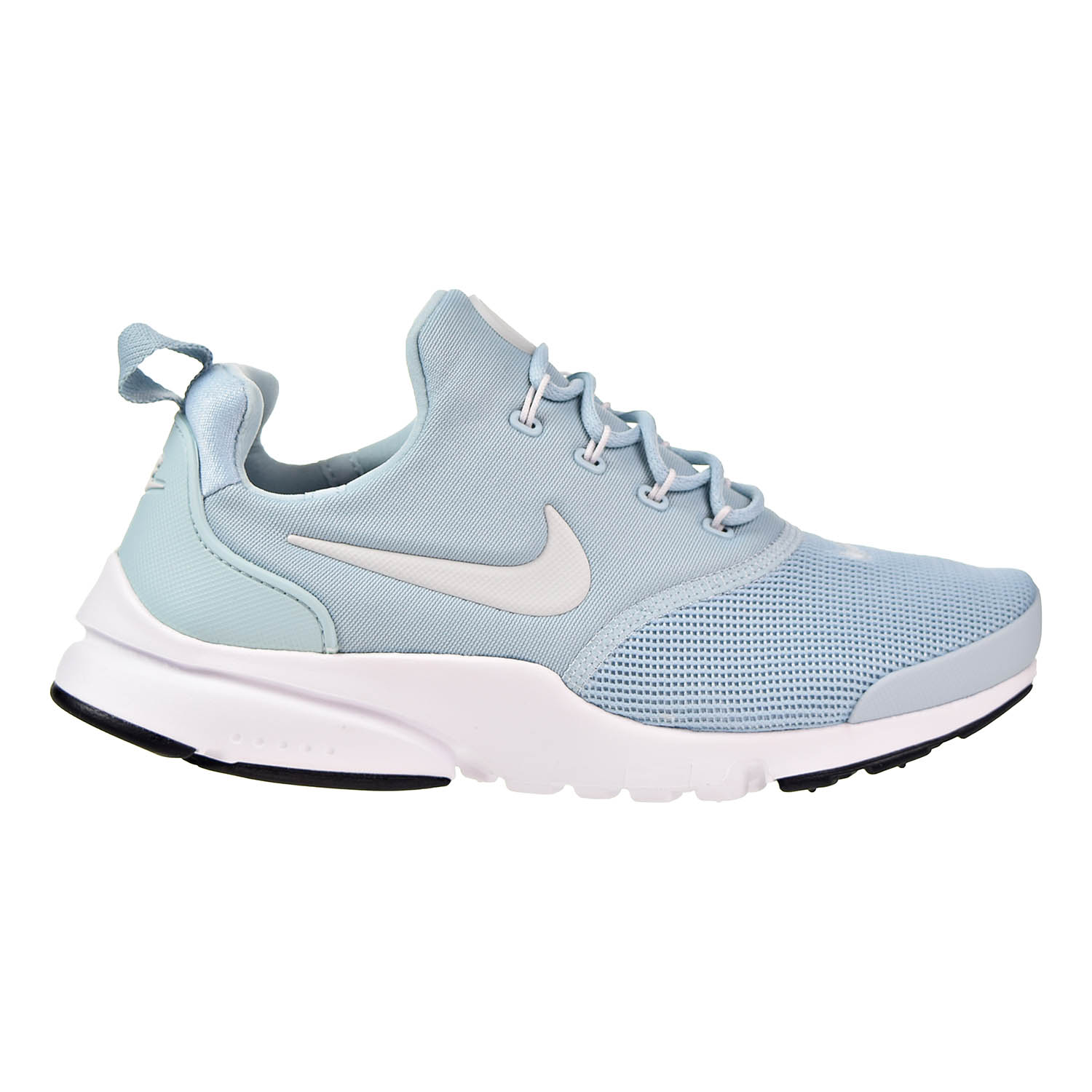 efcf1e608f421 Details about Nike Presto fly (GS) Big Kids Shoes Ocean Bliss Pure Platinum  913967-401