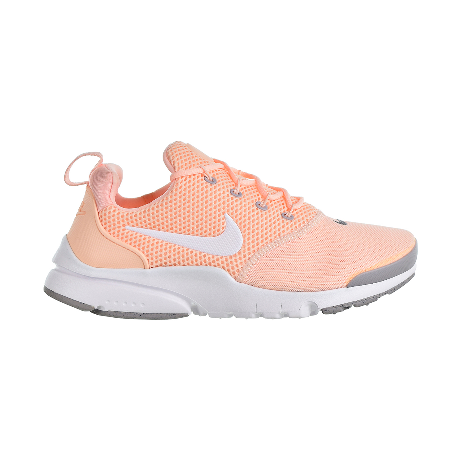 Details about Nike Presto Fly Big Kids' Shoes Crimson Tint White 913967 800