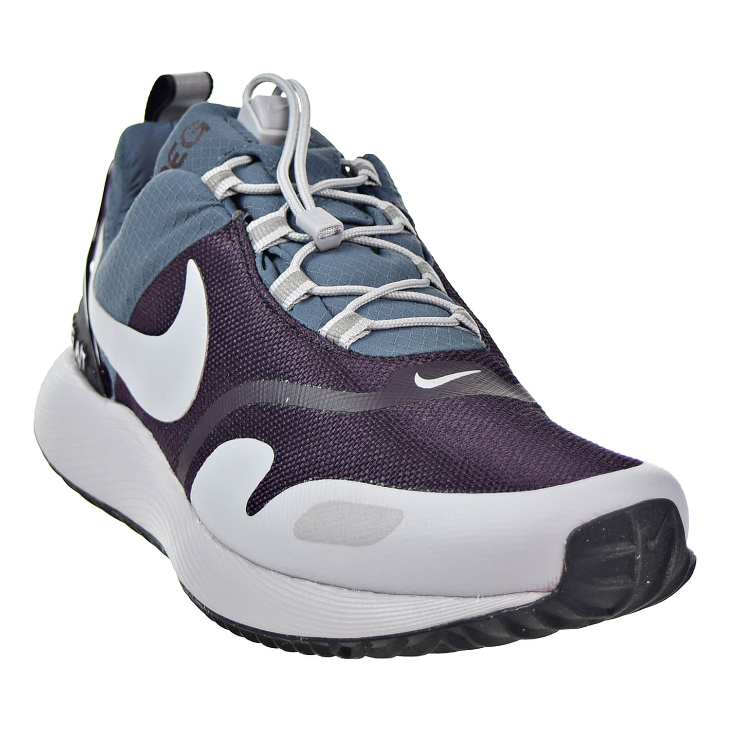 a056d39efe86 Nike Air Pegasus A T Winter Mens Shoes Blue Fox Wolf Grey-Port Wine 924497- 400