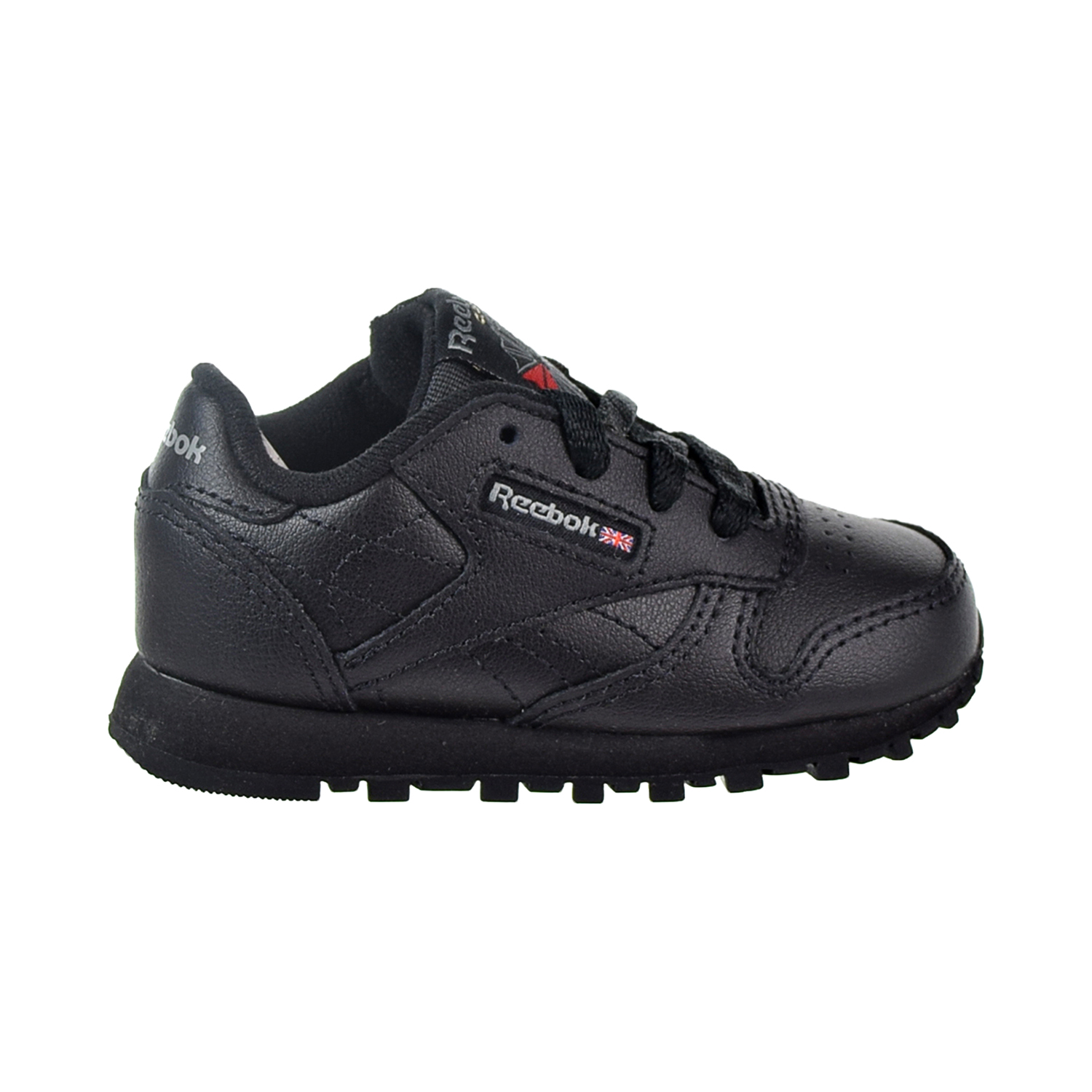 Reebok Classic Leather Toddler/'s Shoes Black 92757