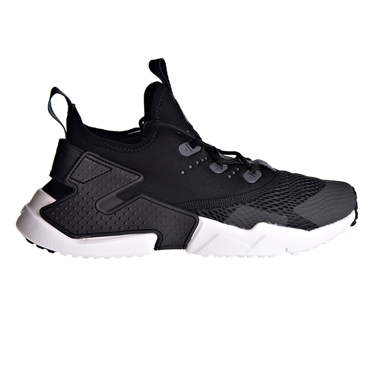 new products 977db 431bb Details about Nike Huarache Drift Big Kid s Shoes Black Anthracite  943344-008