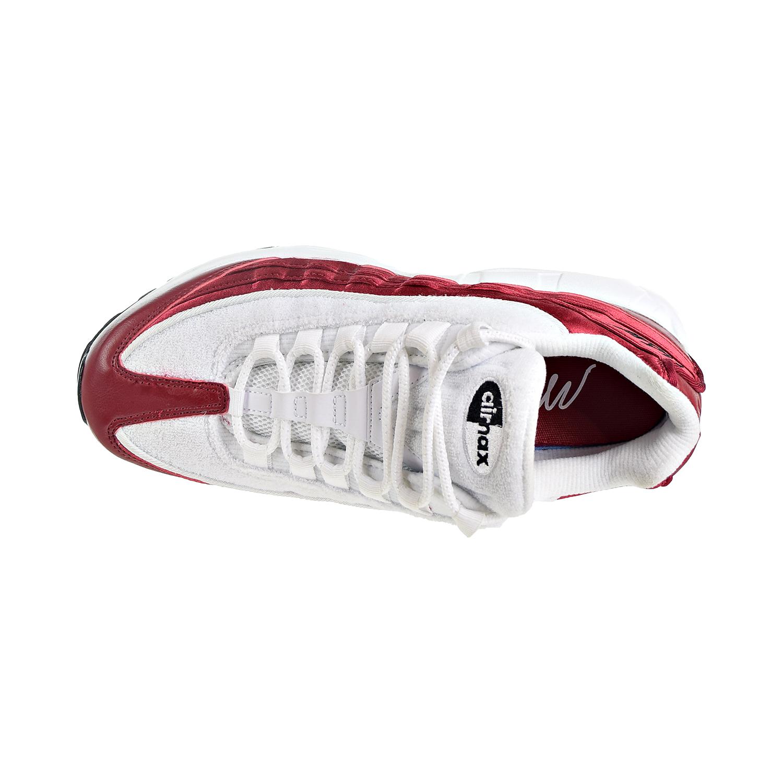 Nike Air Max 95 LX Women s Shoes Red Crush White AA1103-601  2bcbc222b