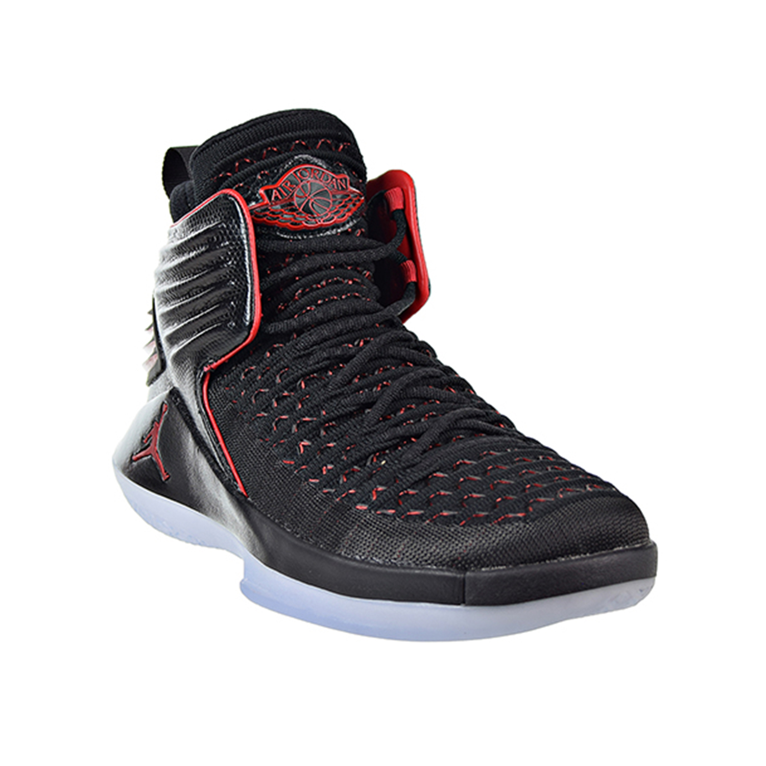 low priced e6702 1c6d2 Air Jordan XXXII 32 Big Kids  Shoes Black University Red aa1254-001