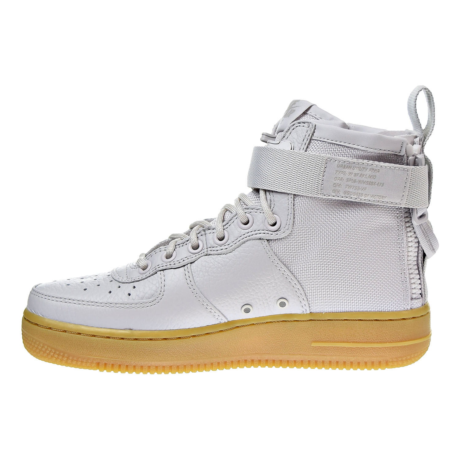 Details about Nike SF Air Force 1 Mid Women's Shoes Vast Grey AA3966 005