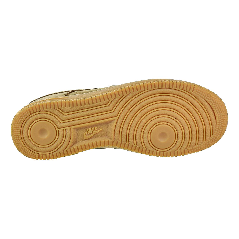 Подробные сведения о Nike Air Force 1'07 Wb мужские кроссовки ленлен гам светло коричневый aa4061 200 без перевода