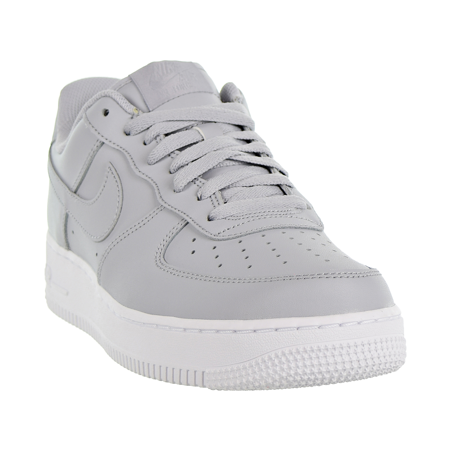 best website ba9a6 7299a Nike Air Force 1  07 Men s Shoes Wolf Grey White aa4083-010
