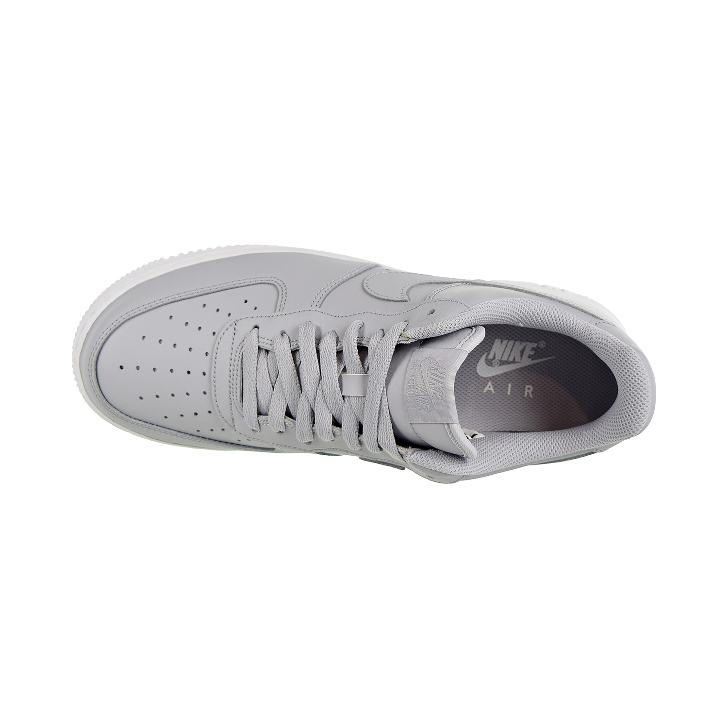 best website 3ba53 0cea1 Nike Air Force 1  07 Men s Shoes Wolf Grey White aa4083-010