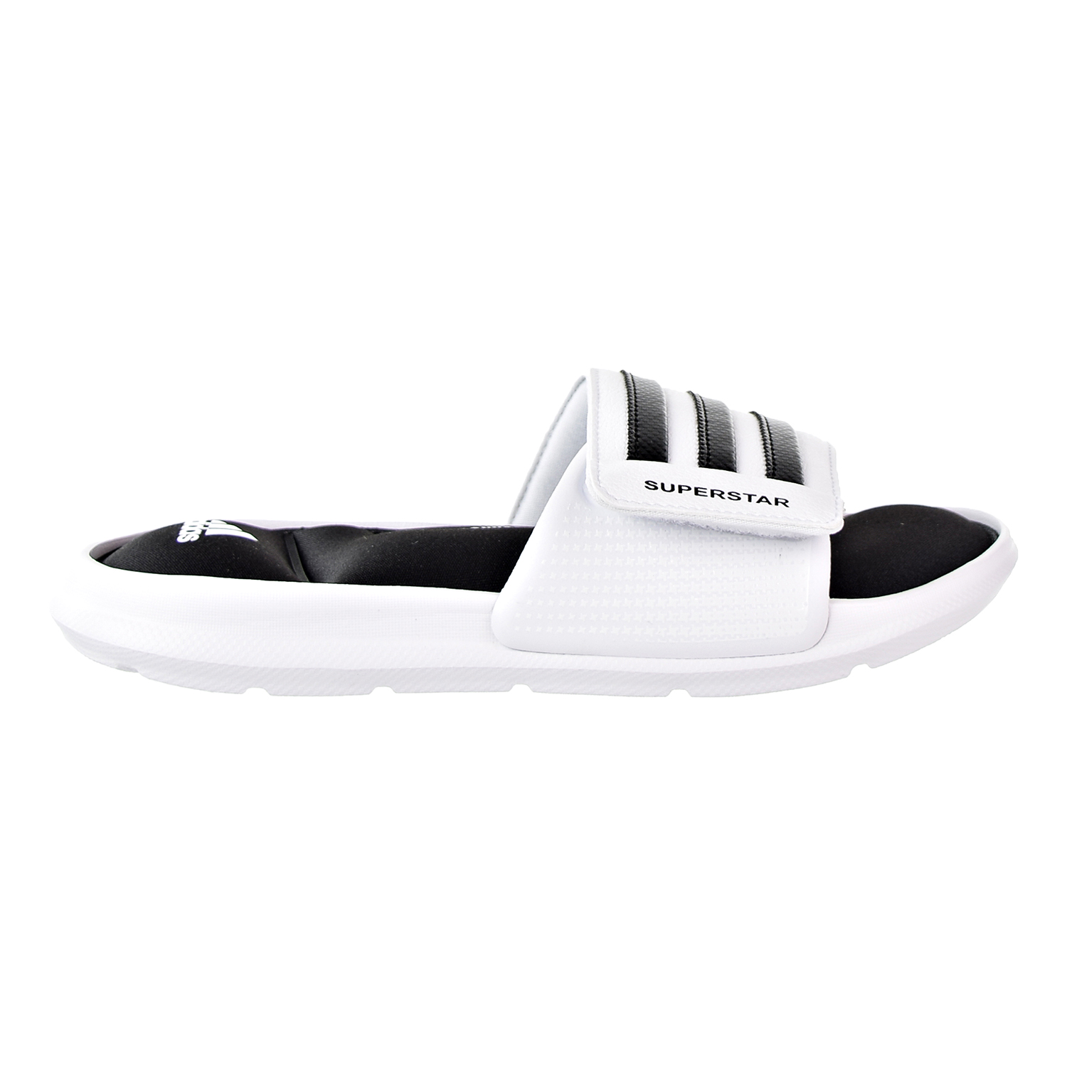 65995f462592 Adidas Superstar 5G Men s Slide Sandals White Black AC8702