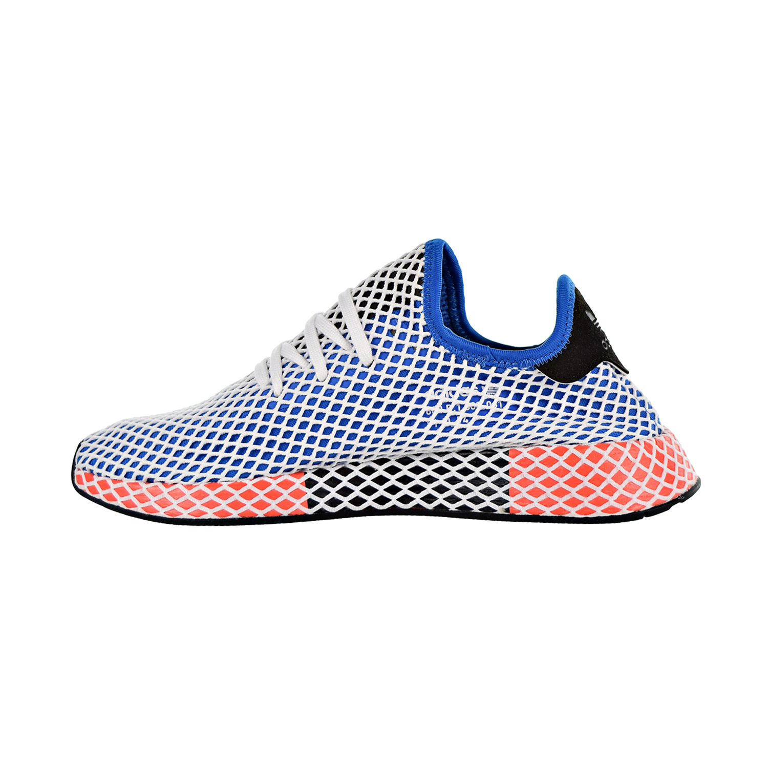 d592767c7ff68 Adidas Deerupt Runner Mens Shoes Blue Bird Blue Bird Eqt Yellow ac8704