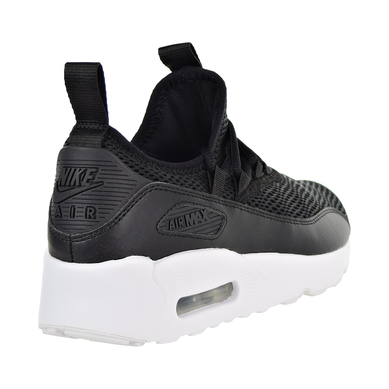 san francisco 3f0b3 18c77 Nike Air Max 90 EZ Big Kids  Shoes Black White ah5211-005