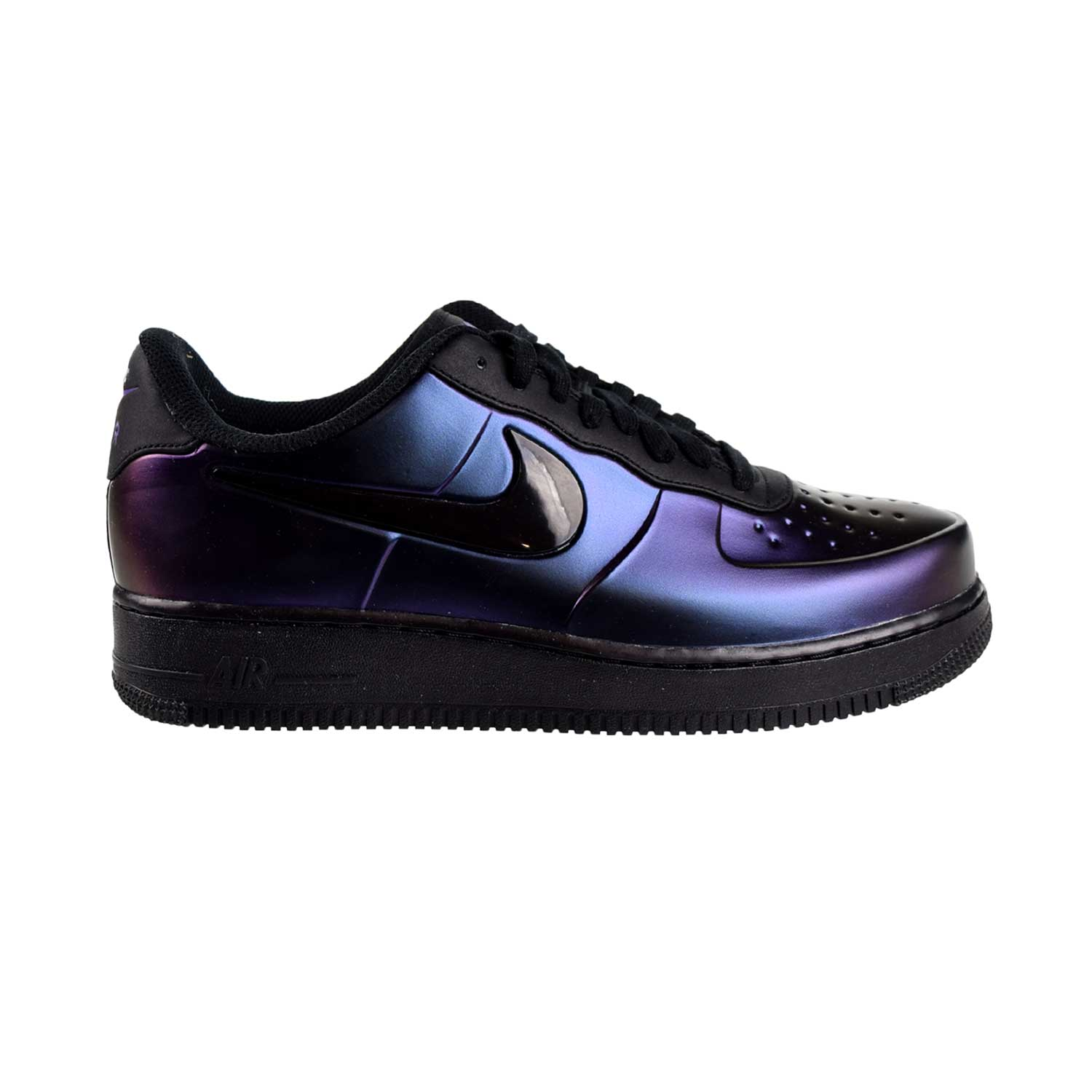 best sneakers a50c2 07ff6 Details about Nike Air Force 1 Foamposite Pro Cup Mens Shoes Court  Purple/Black AJ3664-500