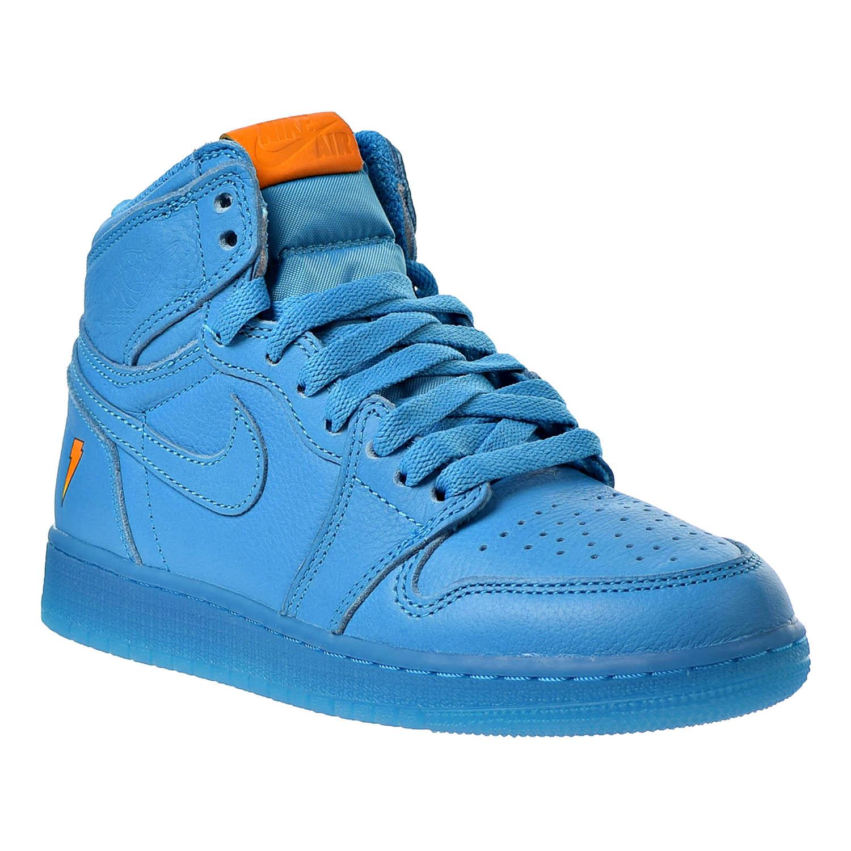 657188fdc2b6 Air Jordan 1 Retro HI OG Gastorade Big Kids  Shoes Blue Lagoon Blue Lagoon  aj6000-455