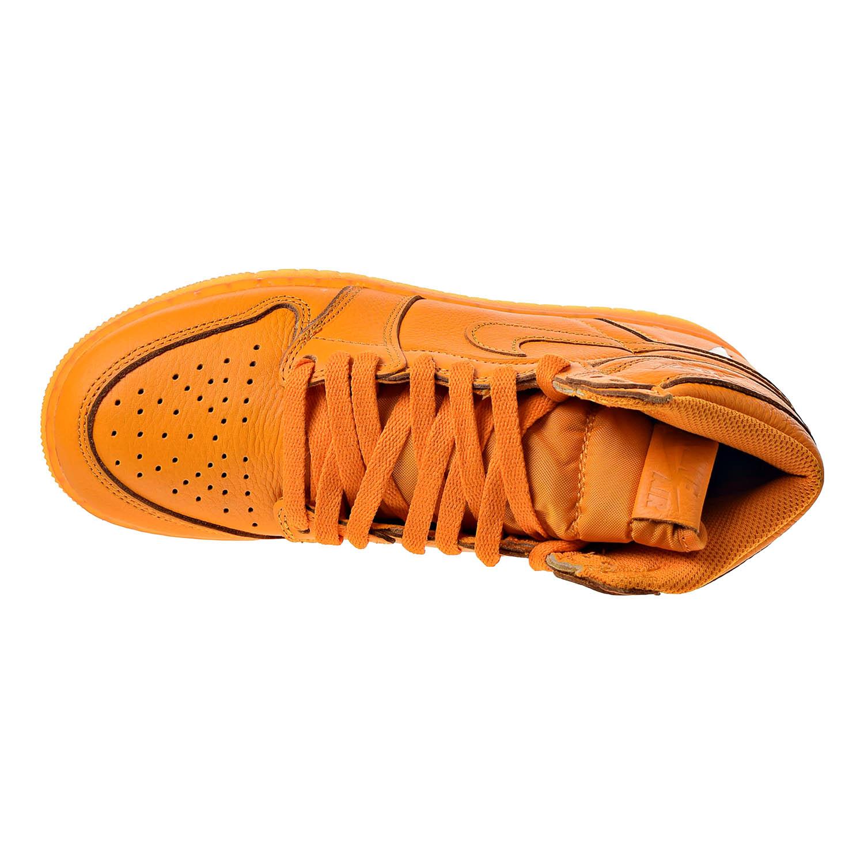 sports shoes 507fe 3e404 Air Jordan 1 Retro High Gatorade Big Kids  Sneakers Orange Peel   Orange  Peel aj6000-880