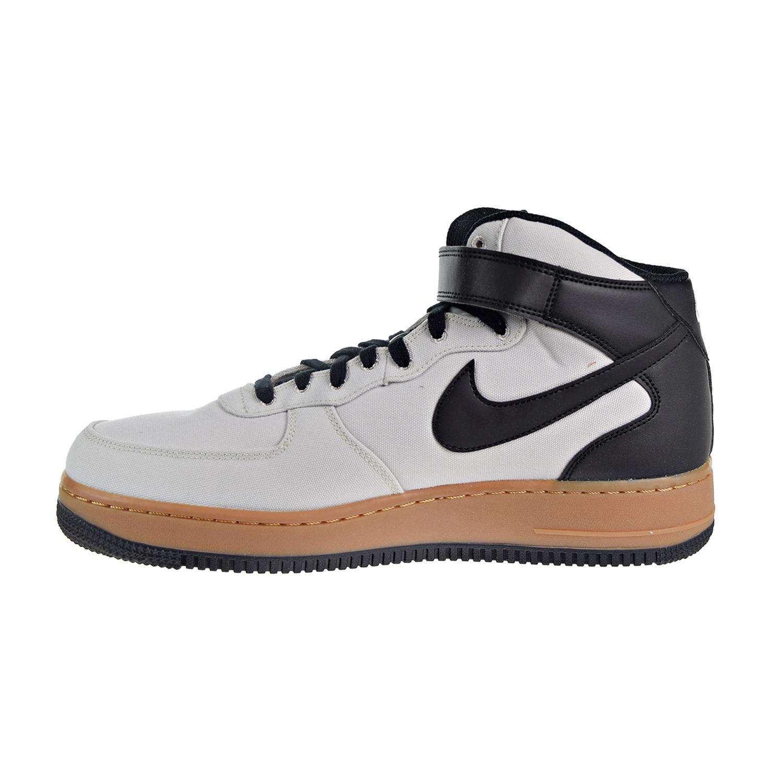 Nike Air Force 1 Mid '07 TXT Men's Shoes Light BoneBlack
