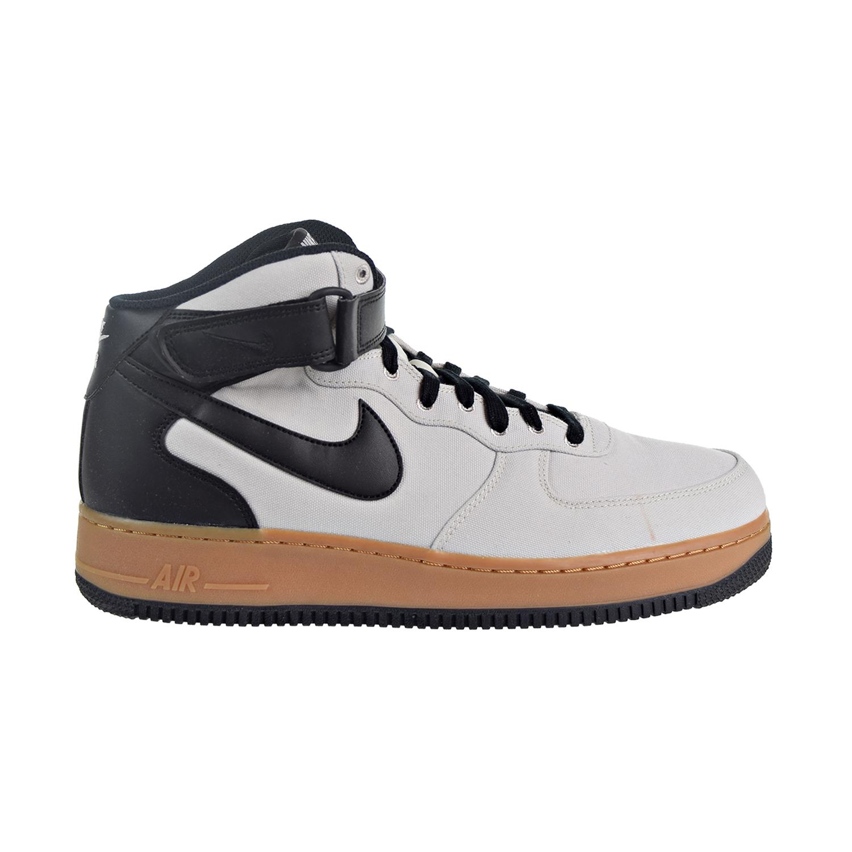 d5aa1088 Nike Air Force 1 Mid '07 TXT Men's Shoes Bone/Black/Summit White ...