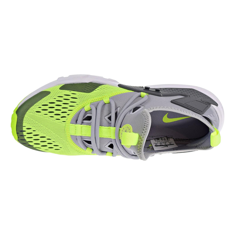 398c73ea1da7 Nike Air Huarache Drift BR Mens Shoes Wolf Grey Volt Dark Grey White ao1133- 001