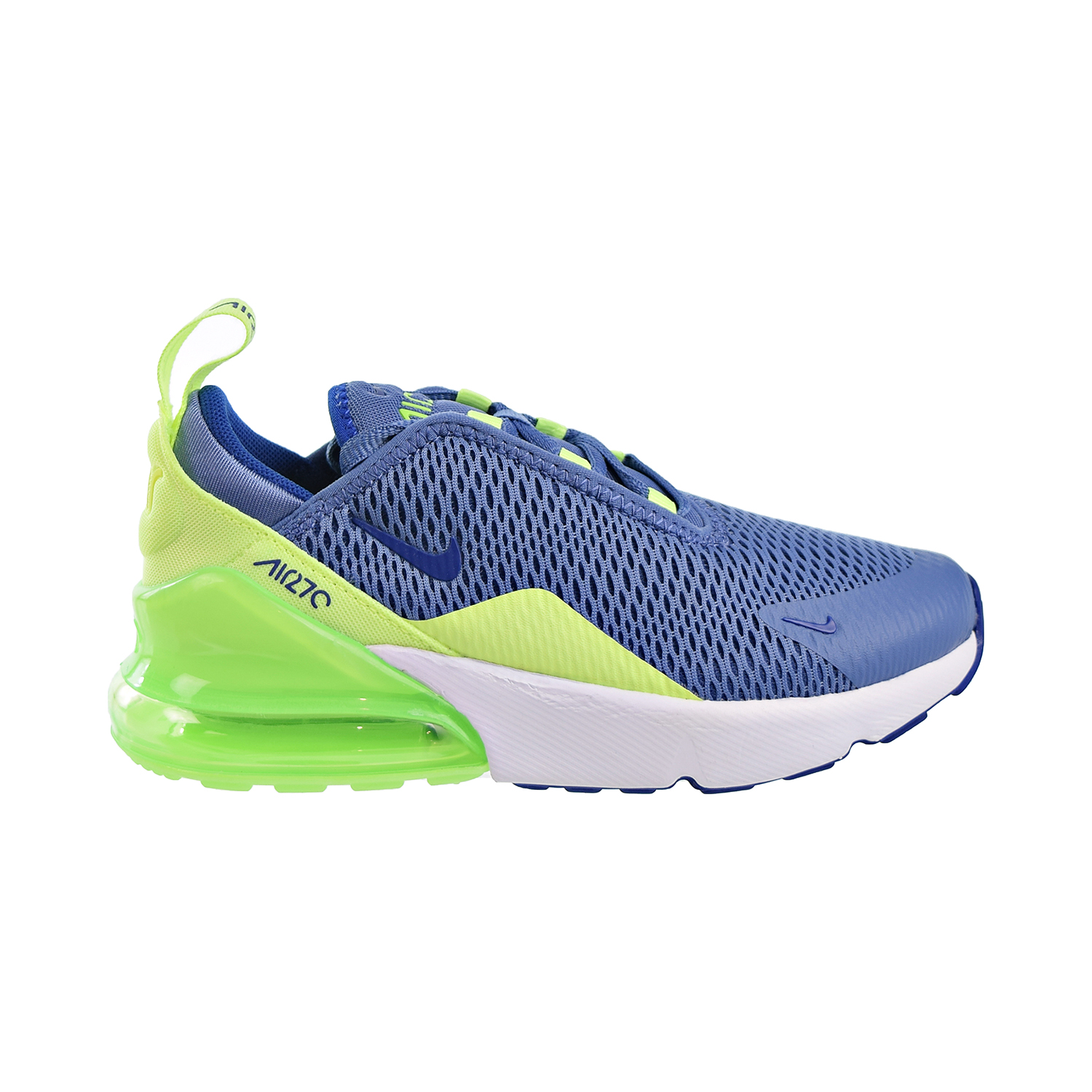 the best attitude 45a58 4efc5 Details about Nike Air Max 270 (PS) Little Kids Shoes Indigo Storm/Indigo  Force AO2372-406